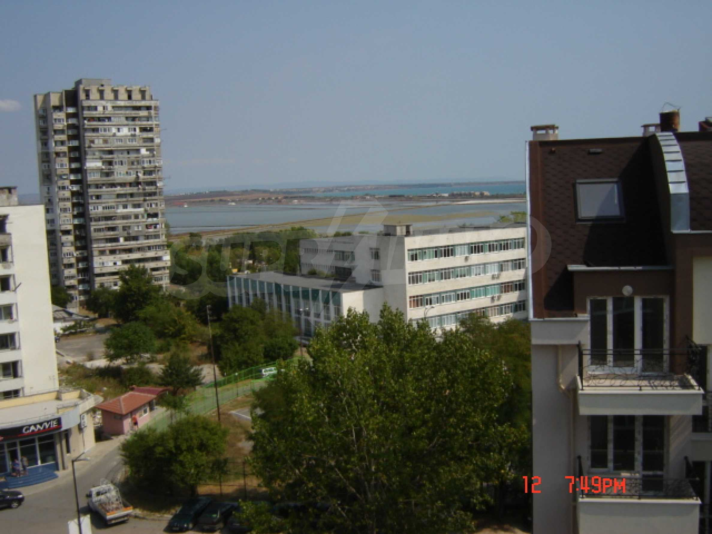 Two-bedroom apartment in a luxury gated development in Burgas 35