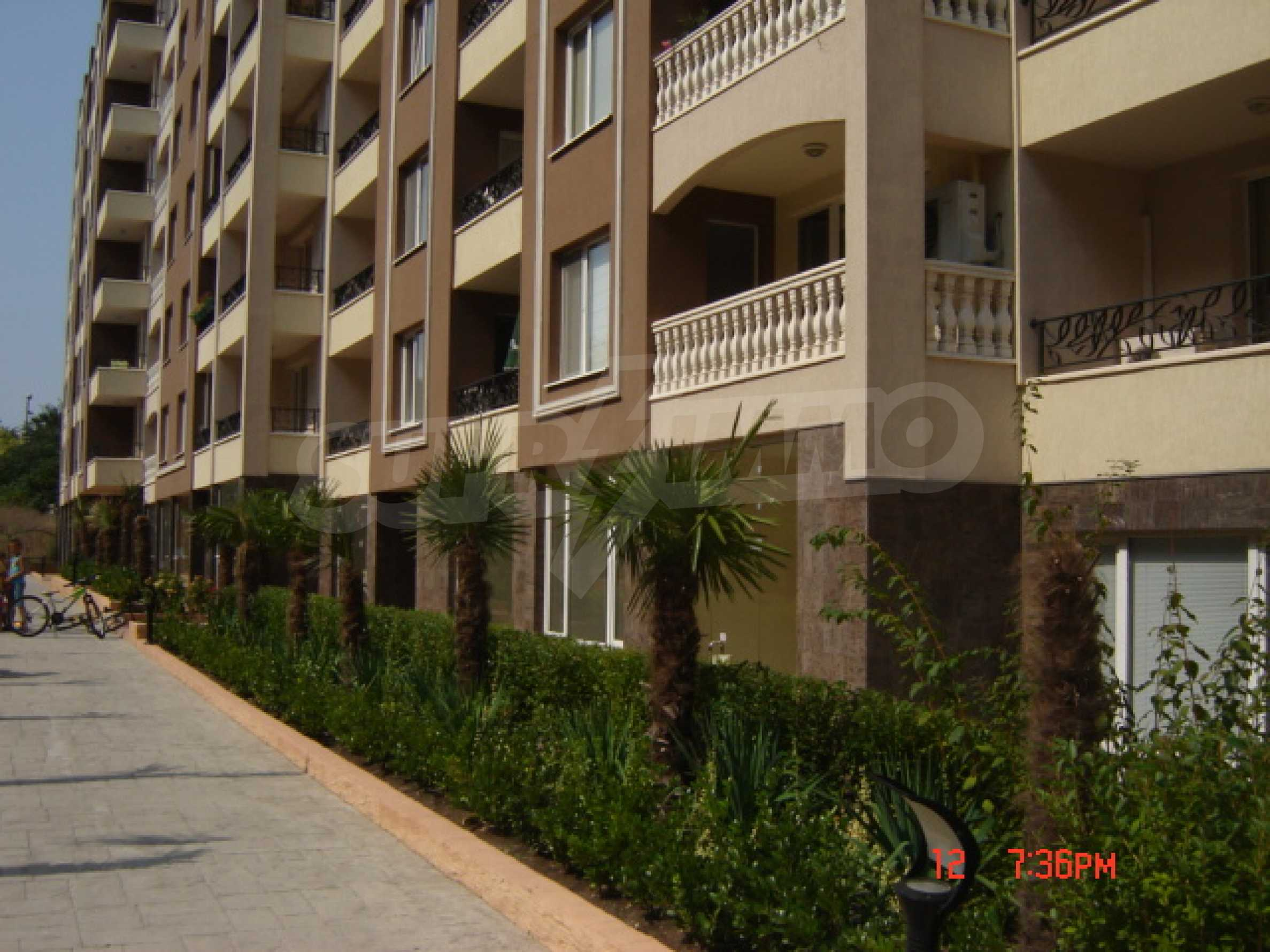 Two-bedroom apartment in a luxury gated development in Burgas 8