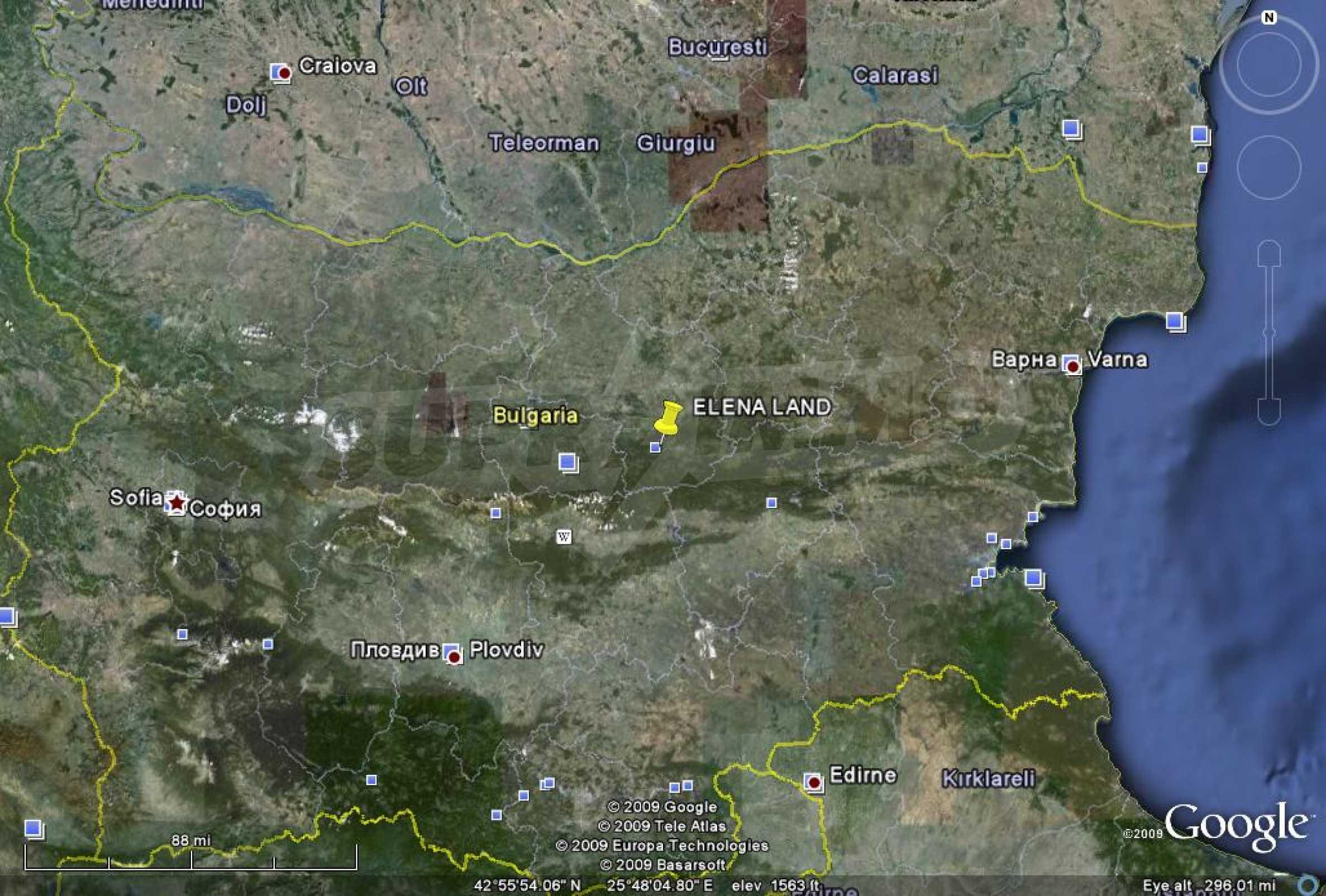 Regulated plot of land next to Yovkovtsi dam 2