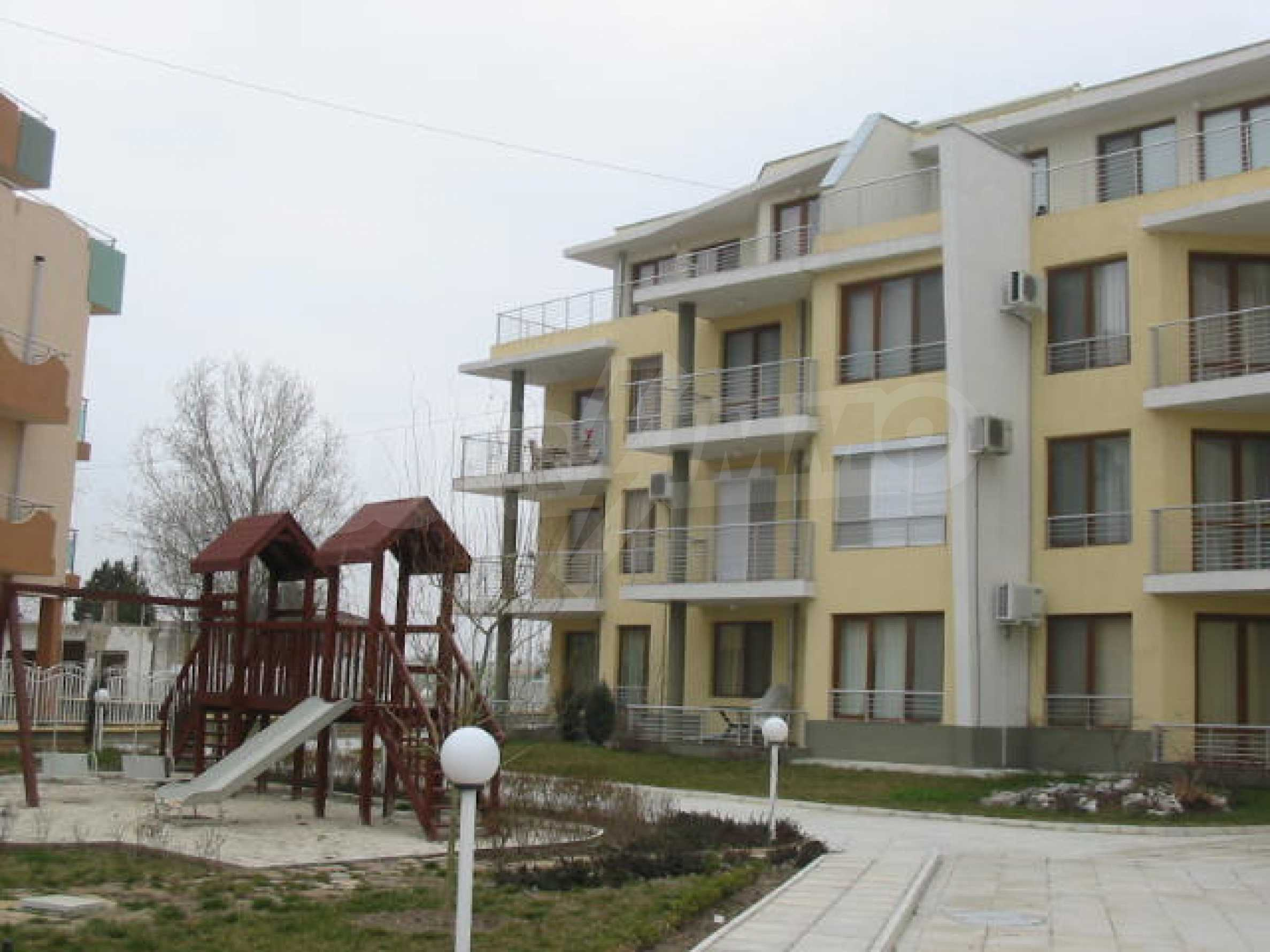Two-bedroom apartment for sale in Nessebar 1