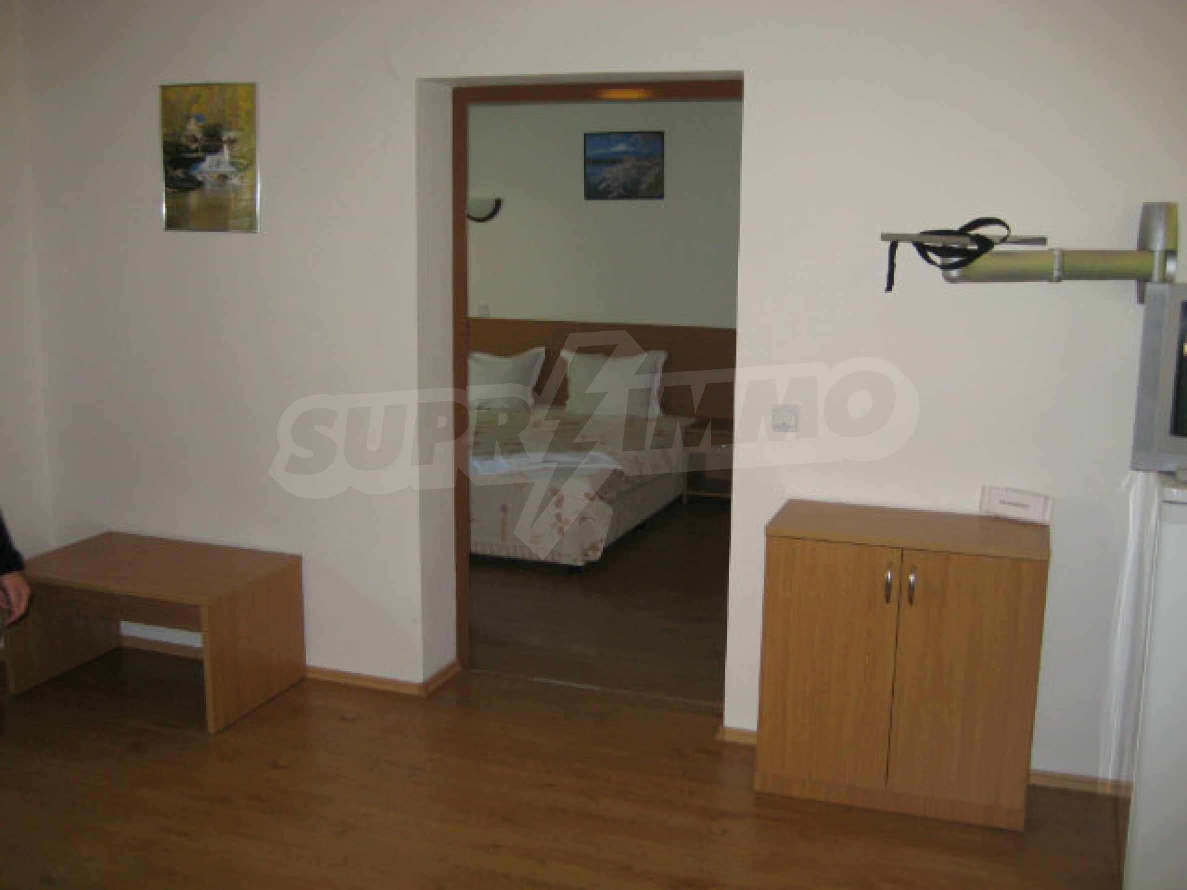 Apartments im alpinen Stil, nur 400 m vom Skilift in Borovets entfernt 6