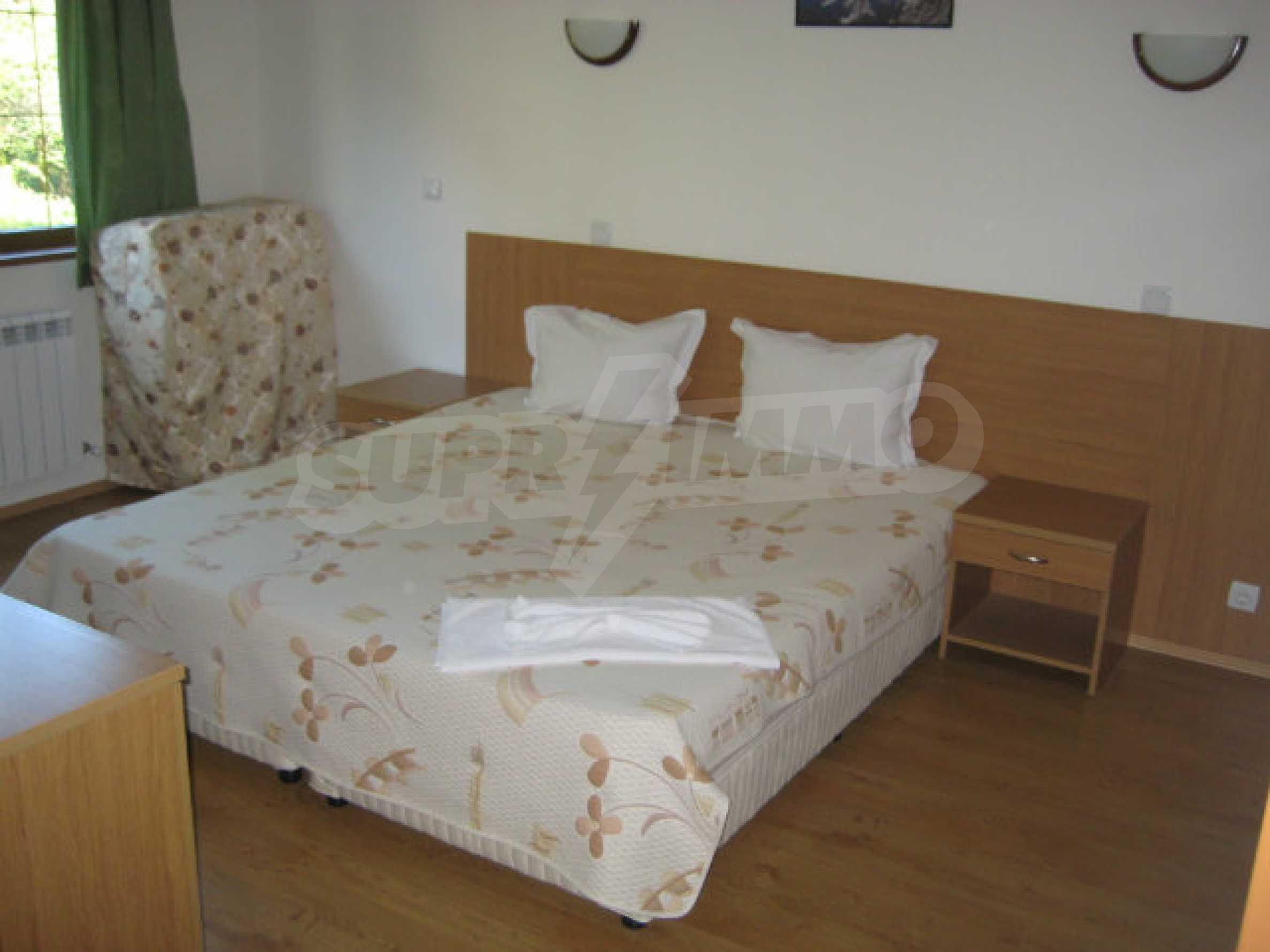 Apartments im alpinen Stil, nur 400 m vom Skilift in Borovets entfernt 7