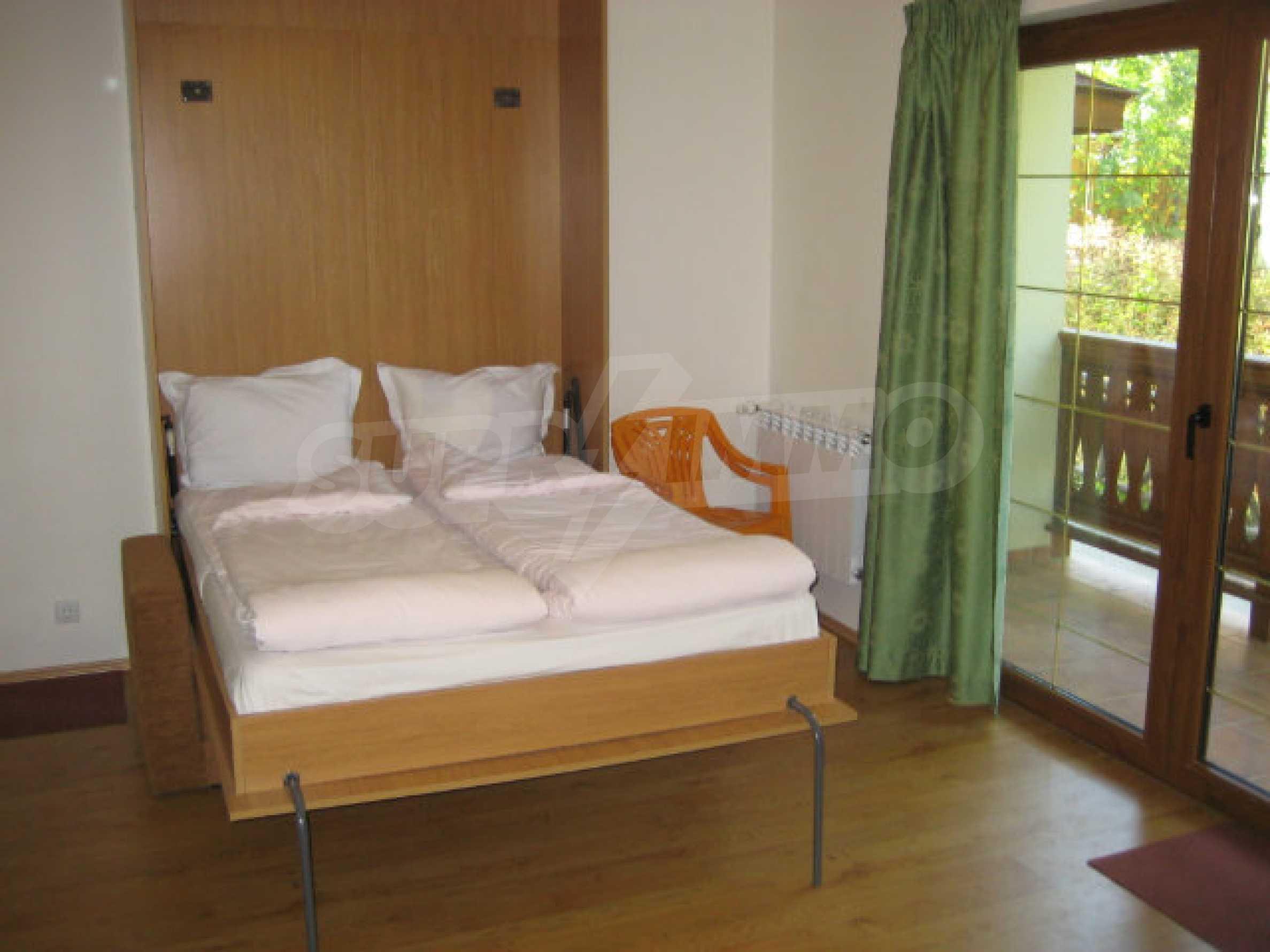 Apartments im alpinen Stil, nur 400 m vom Skilift in Borovets entfernt 12