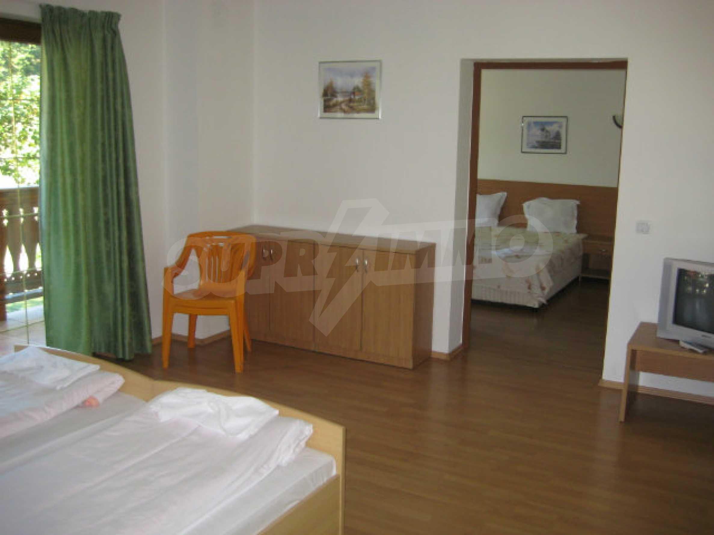 Apartments im alpinen Stil, nur 400 m vom Skilift in Borovets entfernt 14