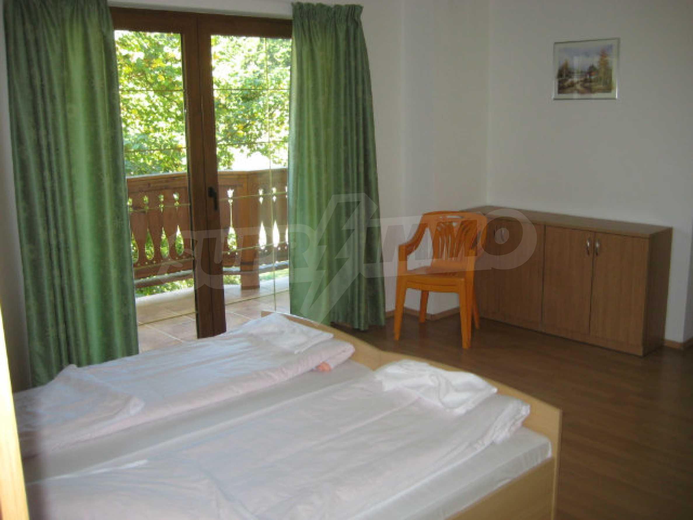 Apartments im alpinen Stil, nur 400 m vom Skilift in Borovets entfernt 15
