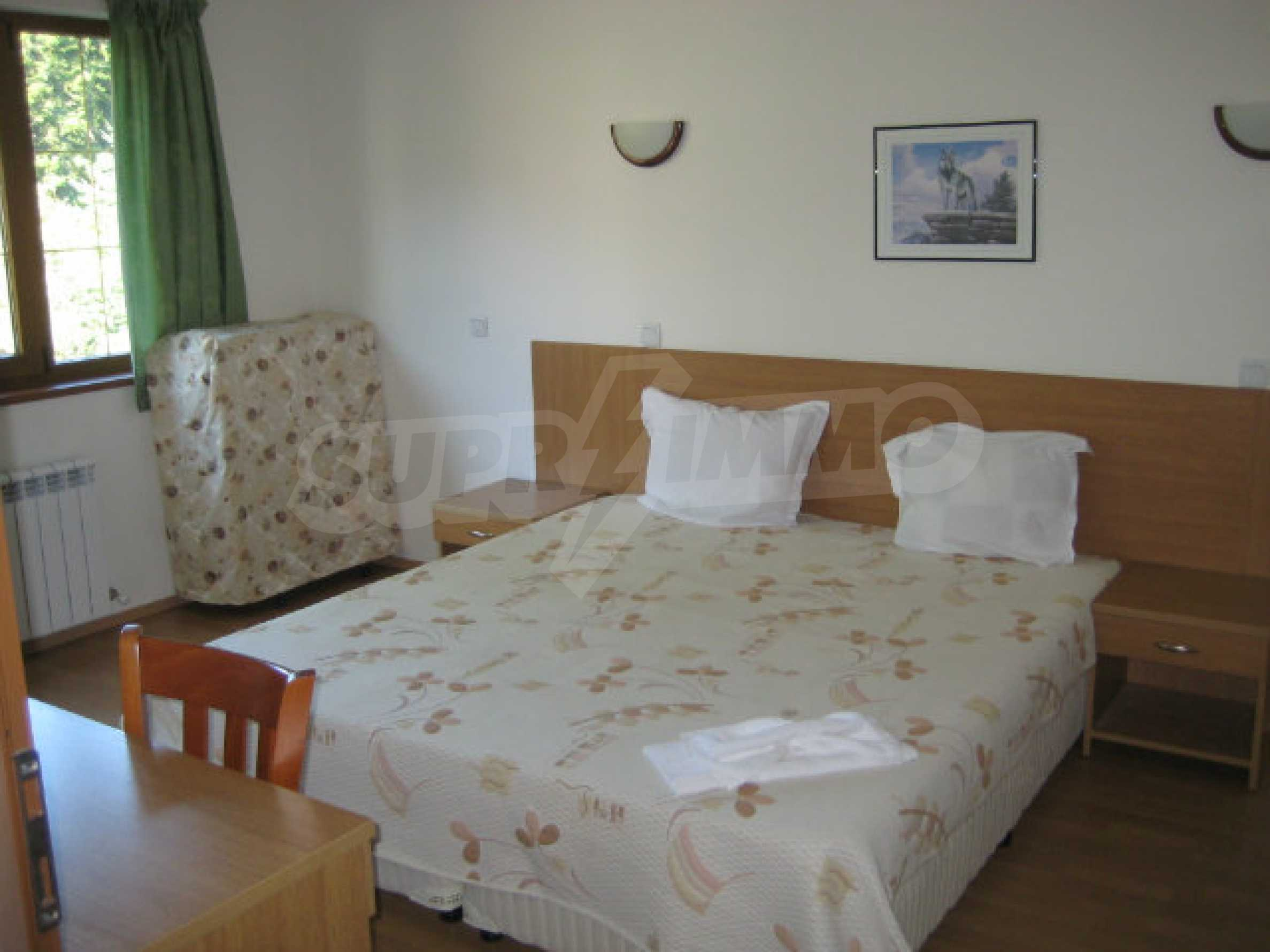 Apartments im alpinen Stil, nur 400 m vom Skilift in Borovets entfernt 16