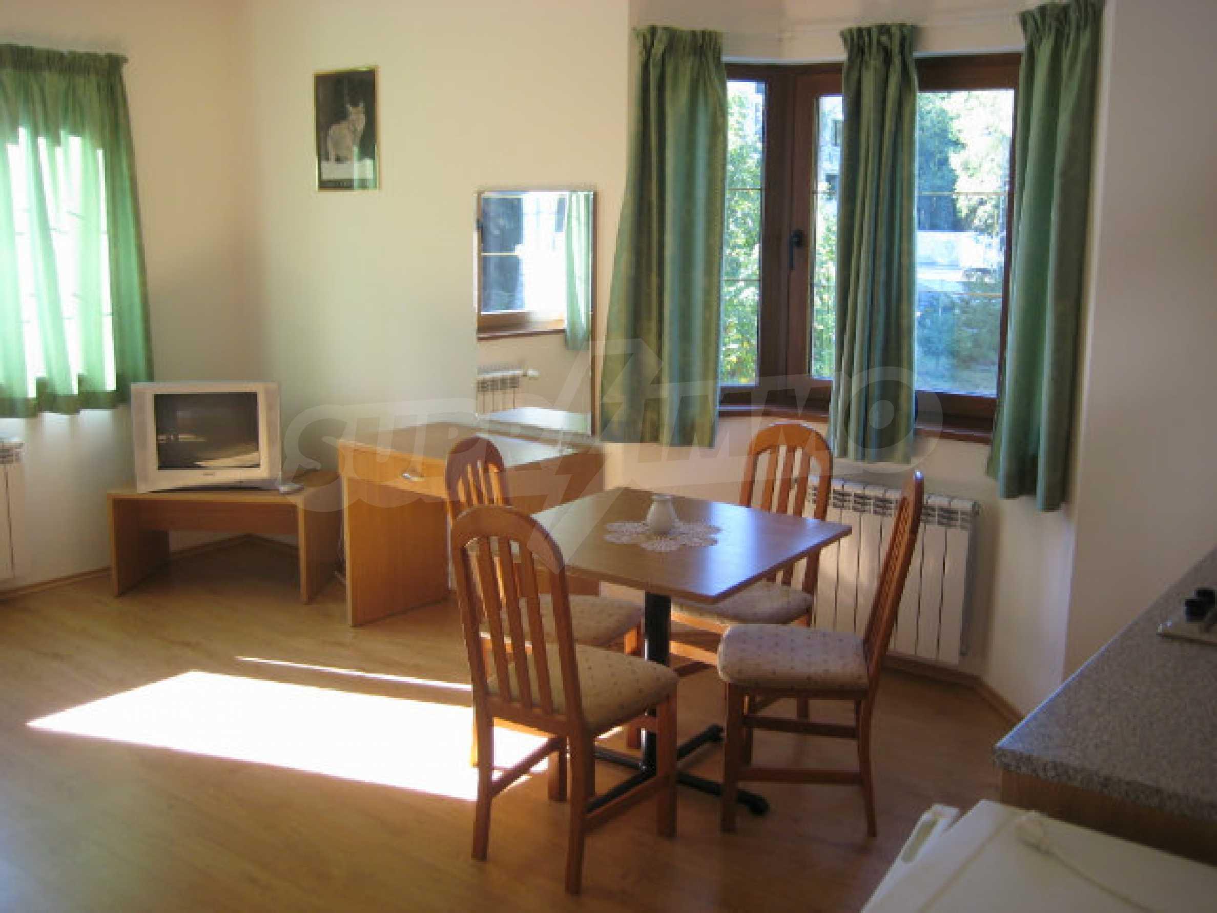 Apartments im alpinen Stil, nur 400 m vom Skilift in Borovets entfernt 18