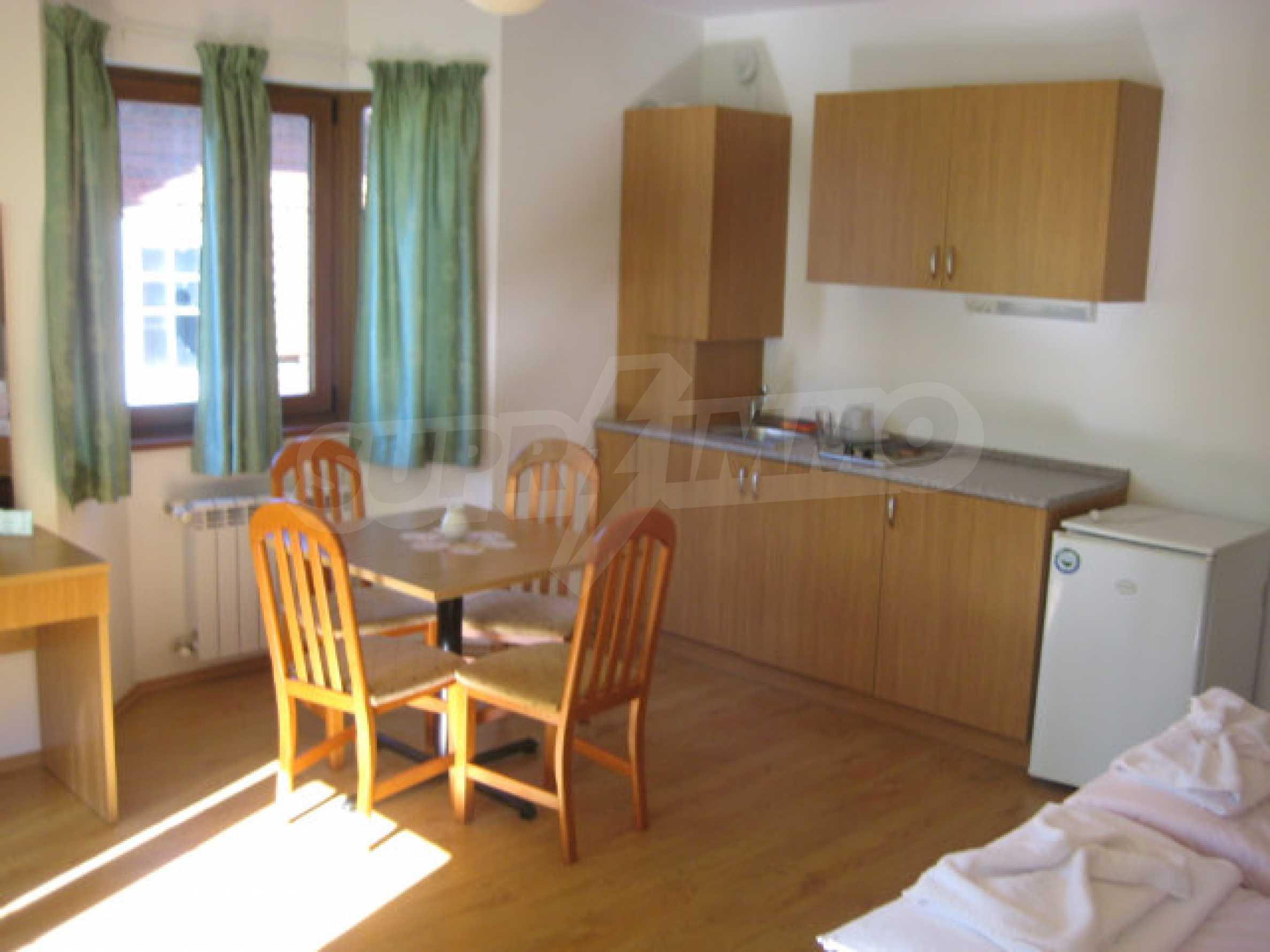 Apartments im alpinen Stil, nur 400 m vom Skilift in Borovets entfernt 22