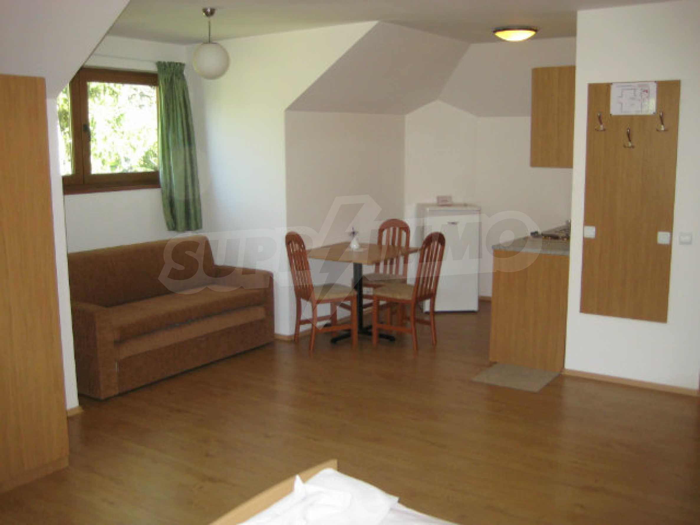 Apartments im alpinen Stil, nur 400 m vom Skilift in Borovets entfernt 23