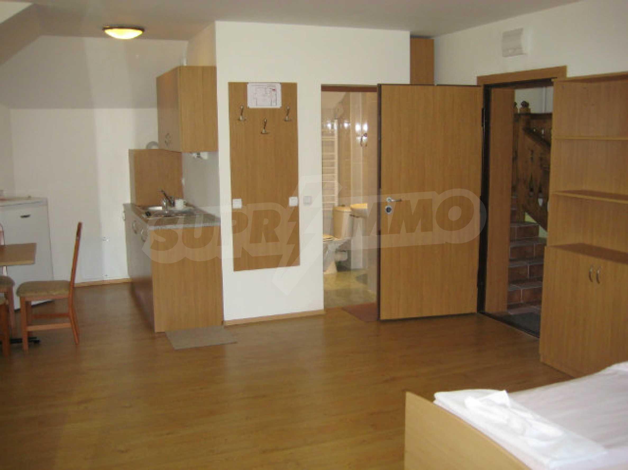 Apartments im alpinen Stil, nur 400 m vom Skilift in Borovets entfernt 24