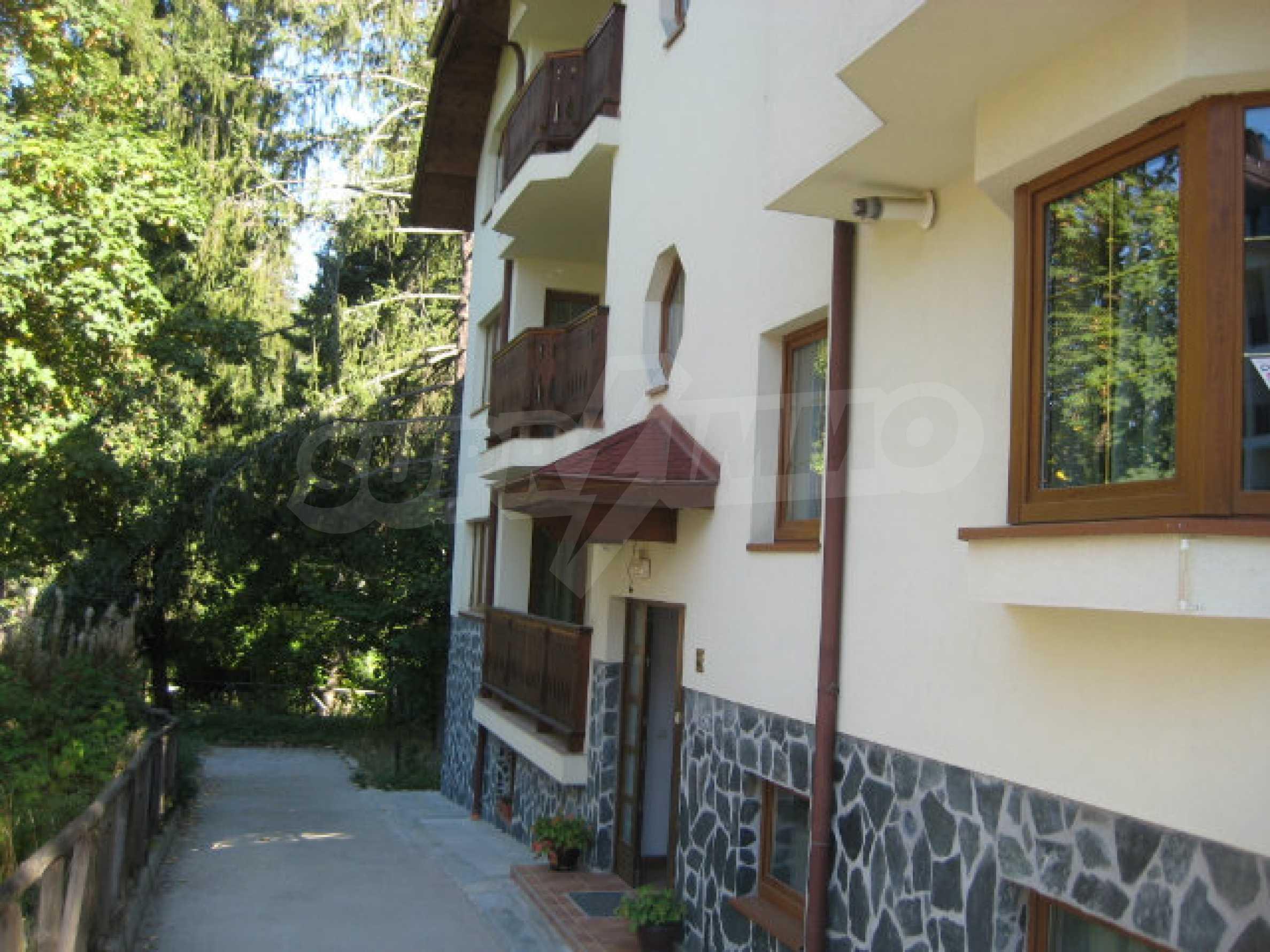 Apartments im alpinen Stil, nur 400 m vom Skilift in Borovets entfernt 2