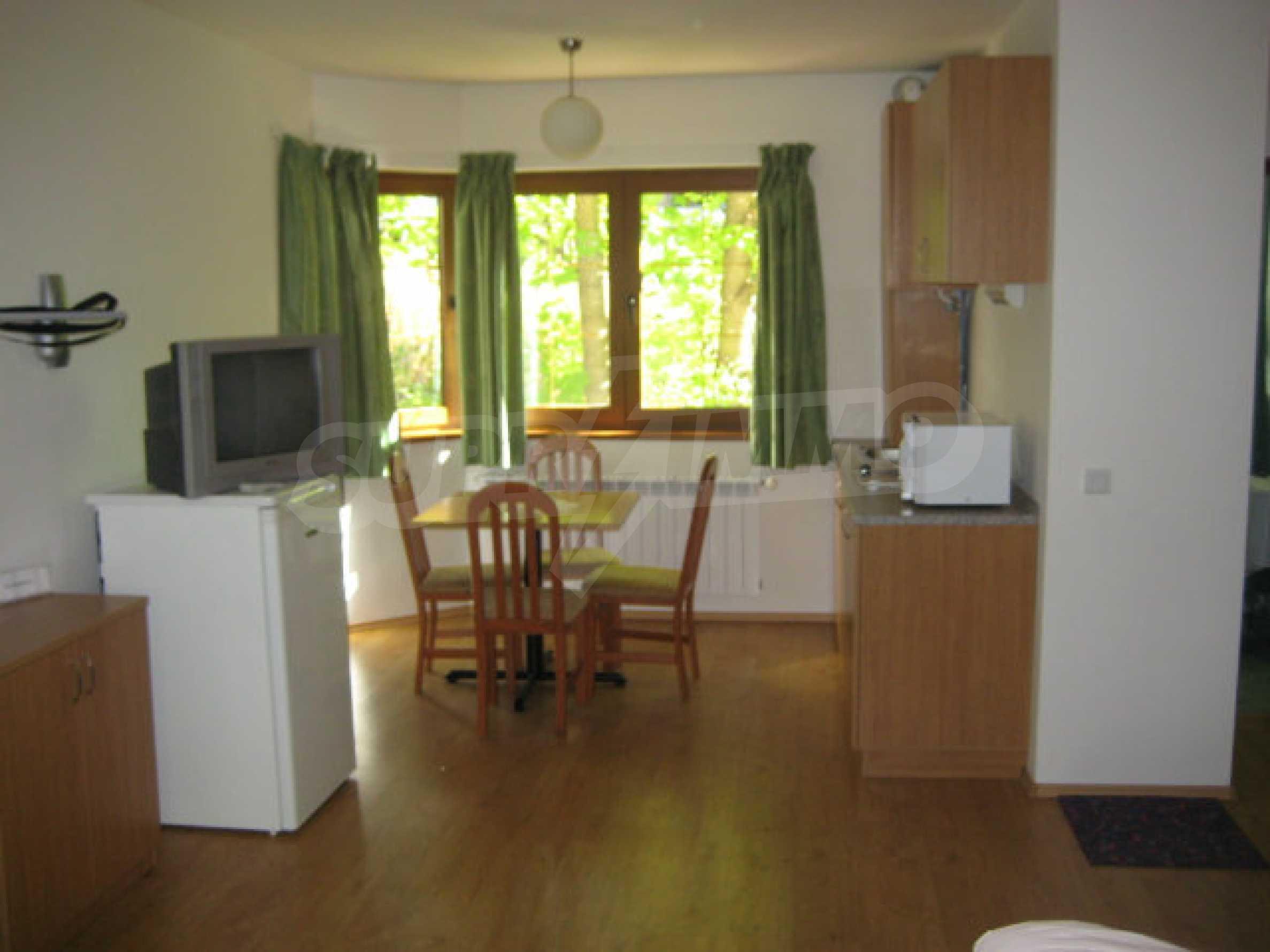 Apartments im alpinen Stil, nur 400 m vom Skilift in Borovets entfernt 5