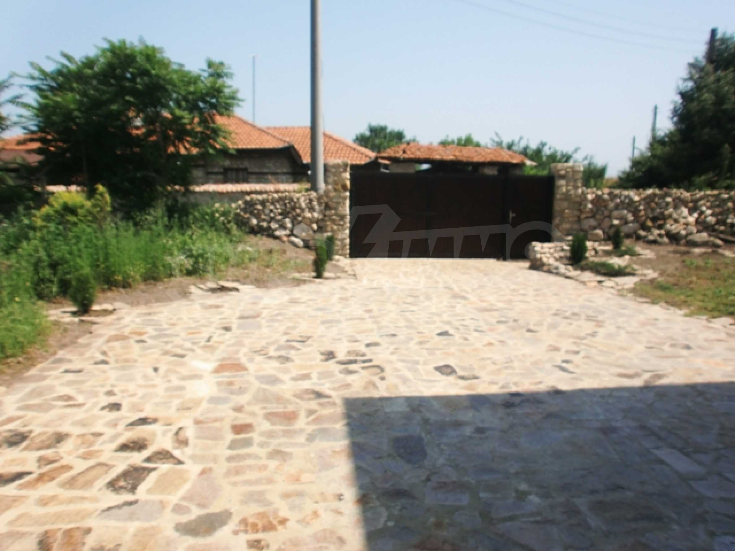 Haus im Dorf Tyulenovo 8