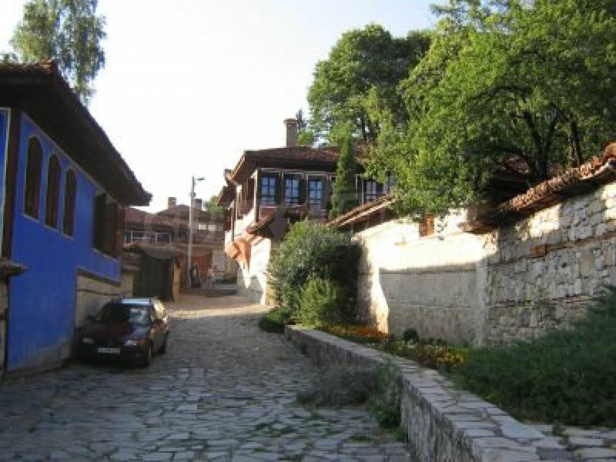 Grundstück im Stadtmuseum Koprivshtitsa 9