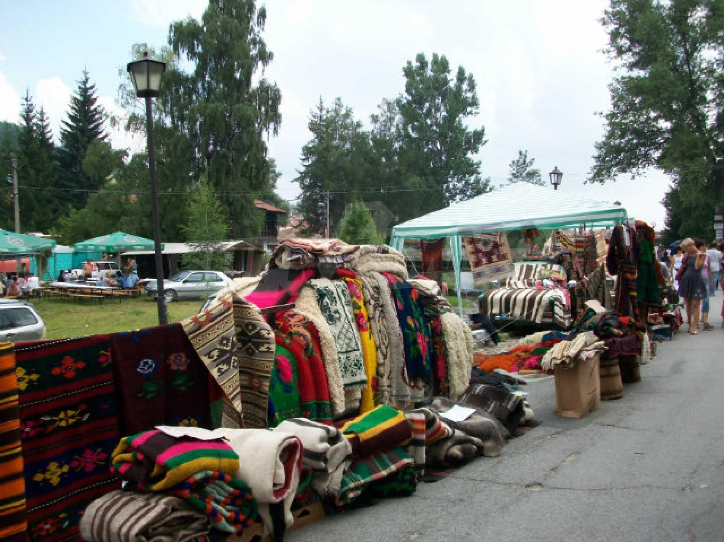 Grundstück im Stadtmuseum Koprivshtitsa 11