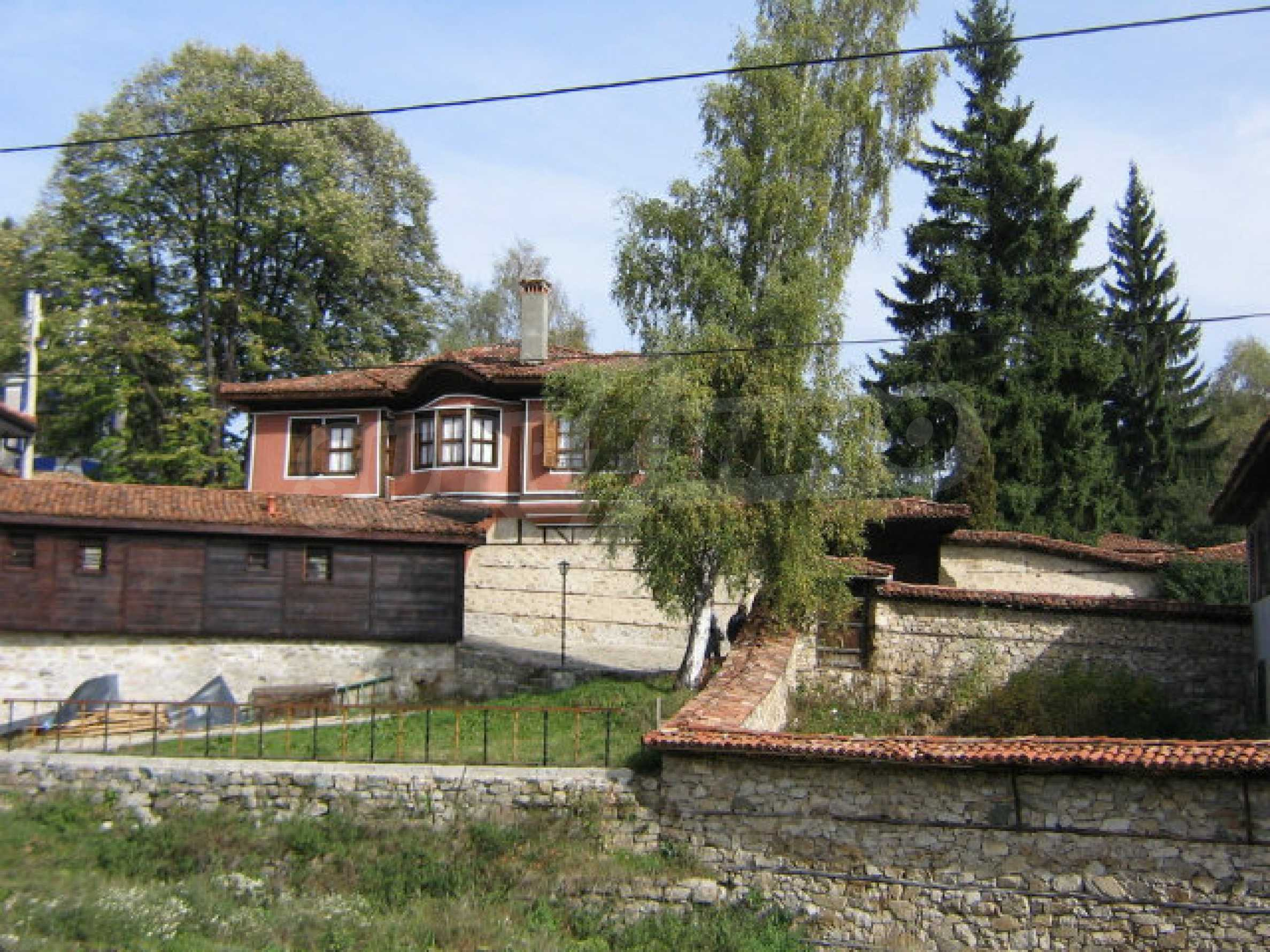 Grundstück im Stadtmuseum Koprivshtitsa 5