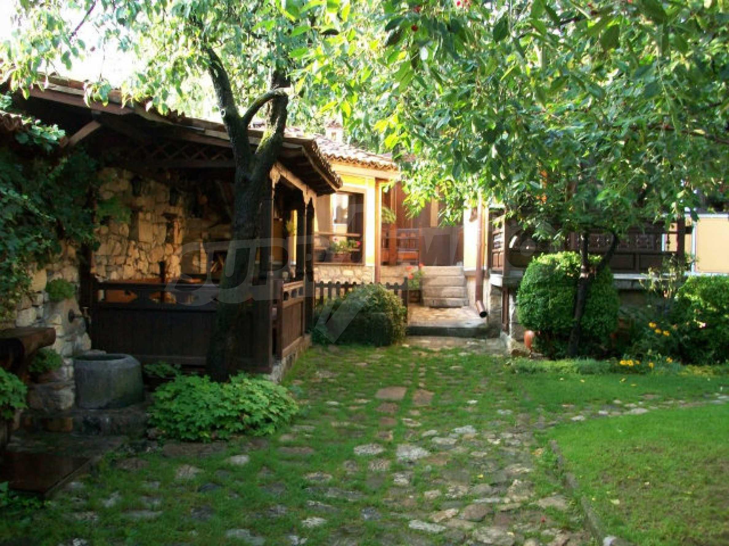 Grundstück im Stadtmuseum Koprivshtitsa 6