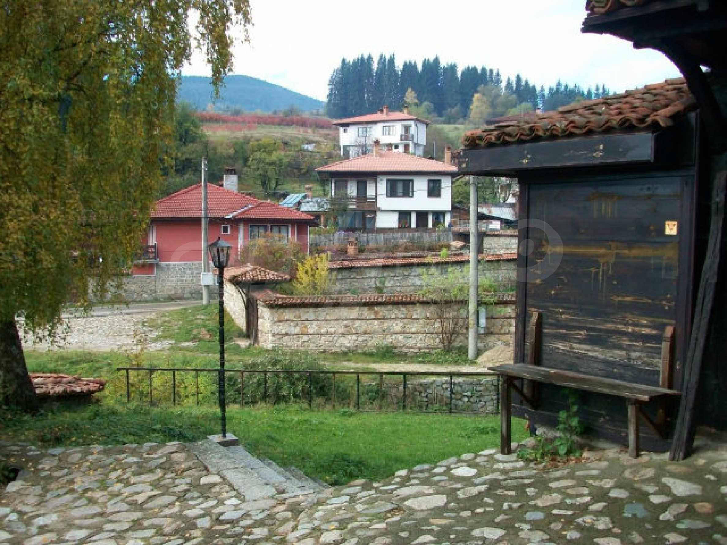 Grundstück im Stadtmuseum Koprivshtitsa 8
