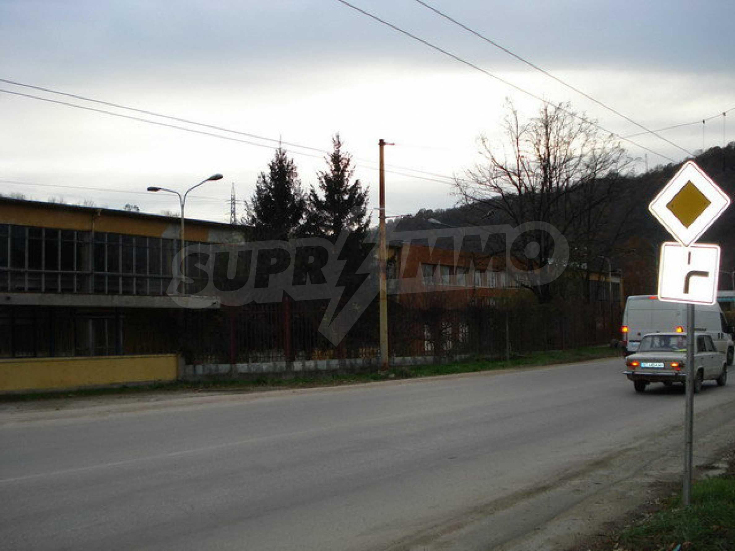Metallknüppelwerk in Veliko Tarnovo