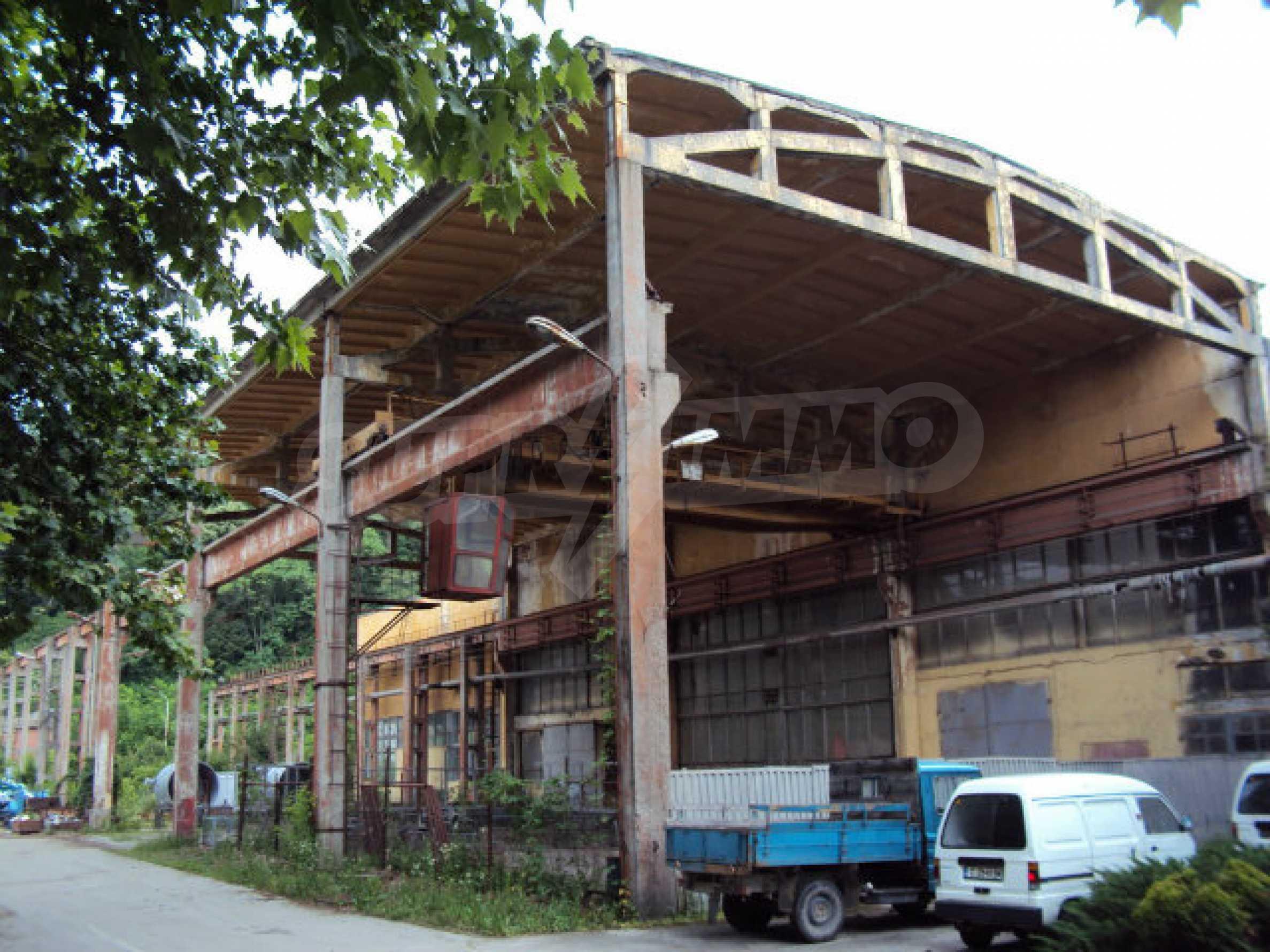 Factory for metal parts in Veliko Tarnovo 9