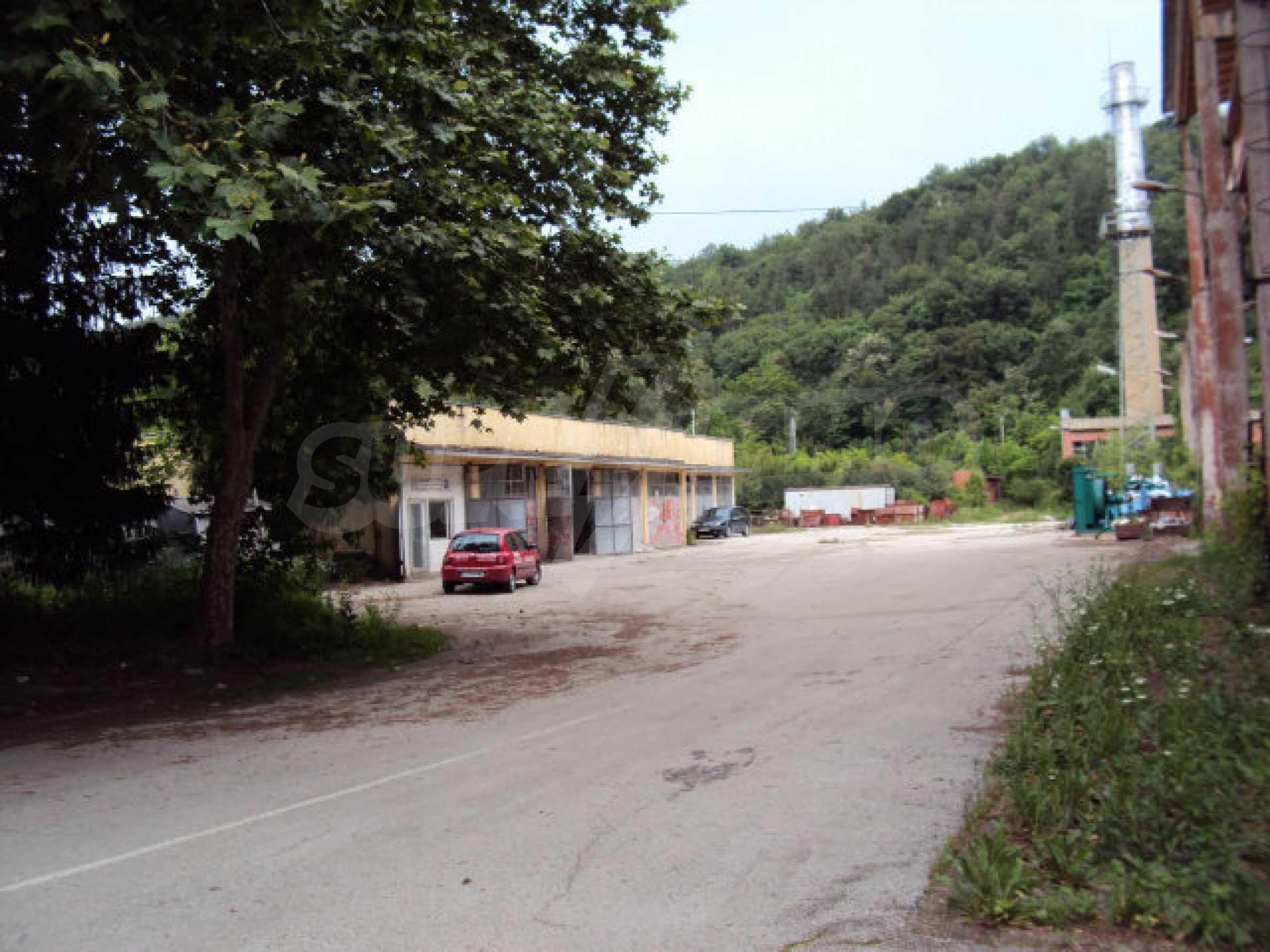 Metallknüppelwerk in Veliko Tarnovo 11