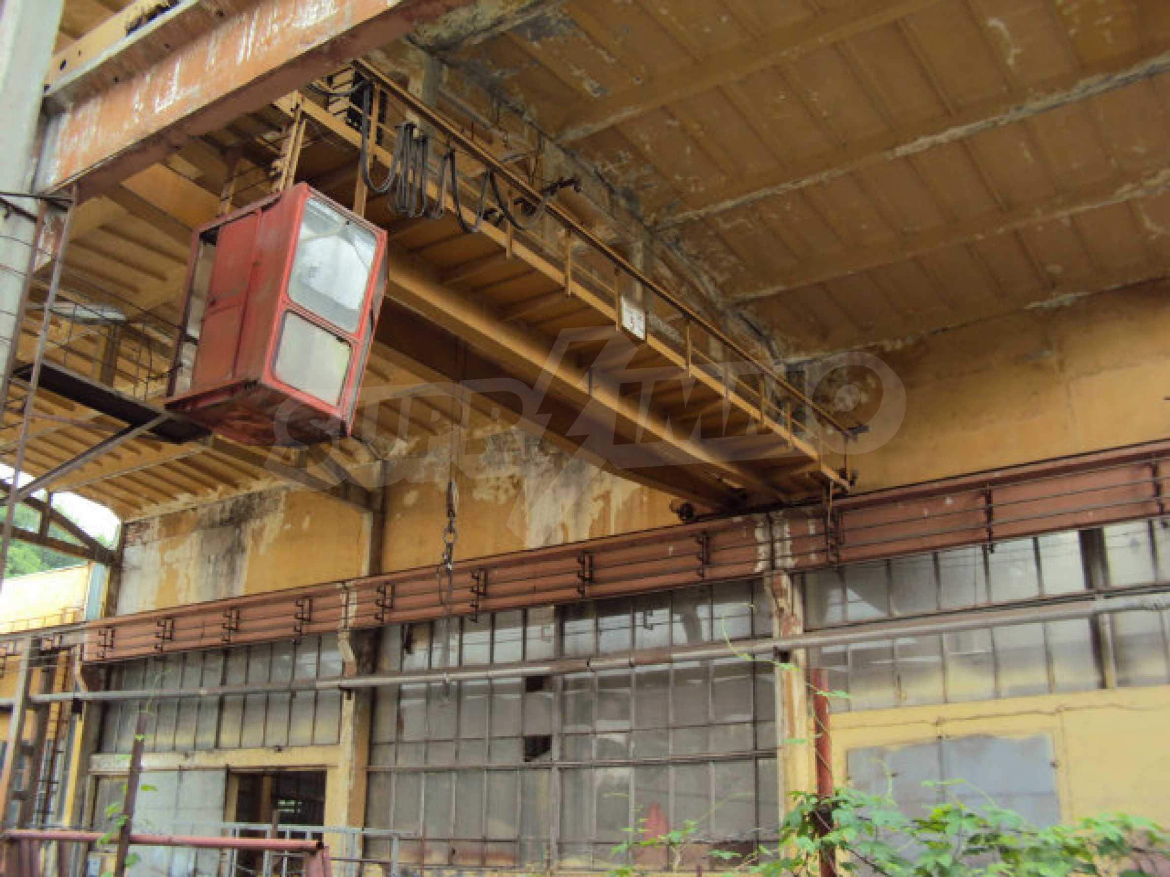 Metallknüppelwerk in Veliko Tarnovo 13