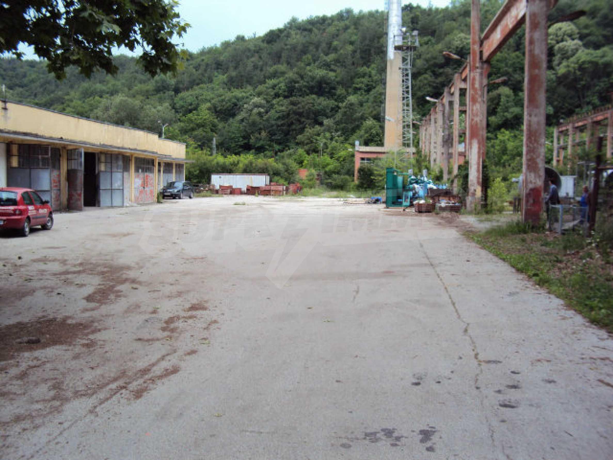 Factory for metal parts in Veliko Tarnovo 14
