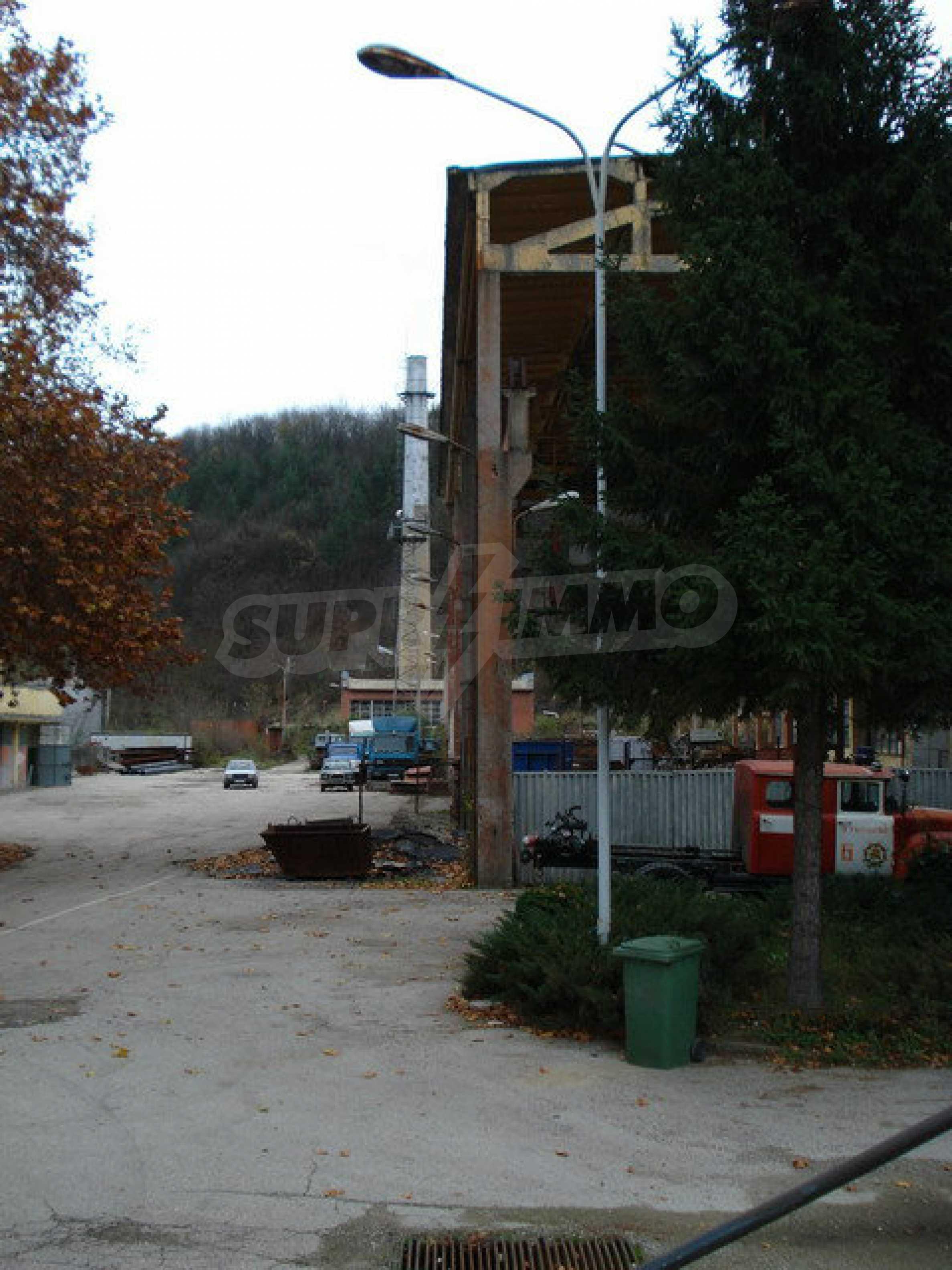 Factory for metal parts in Veliko Tarnovo 1
