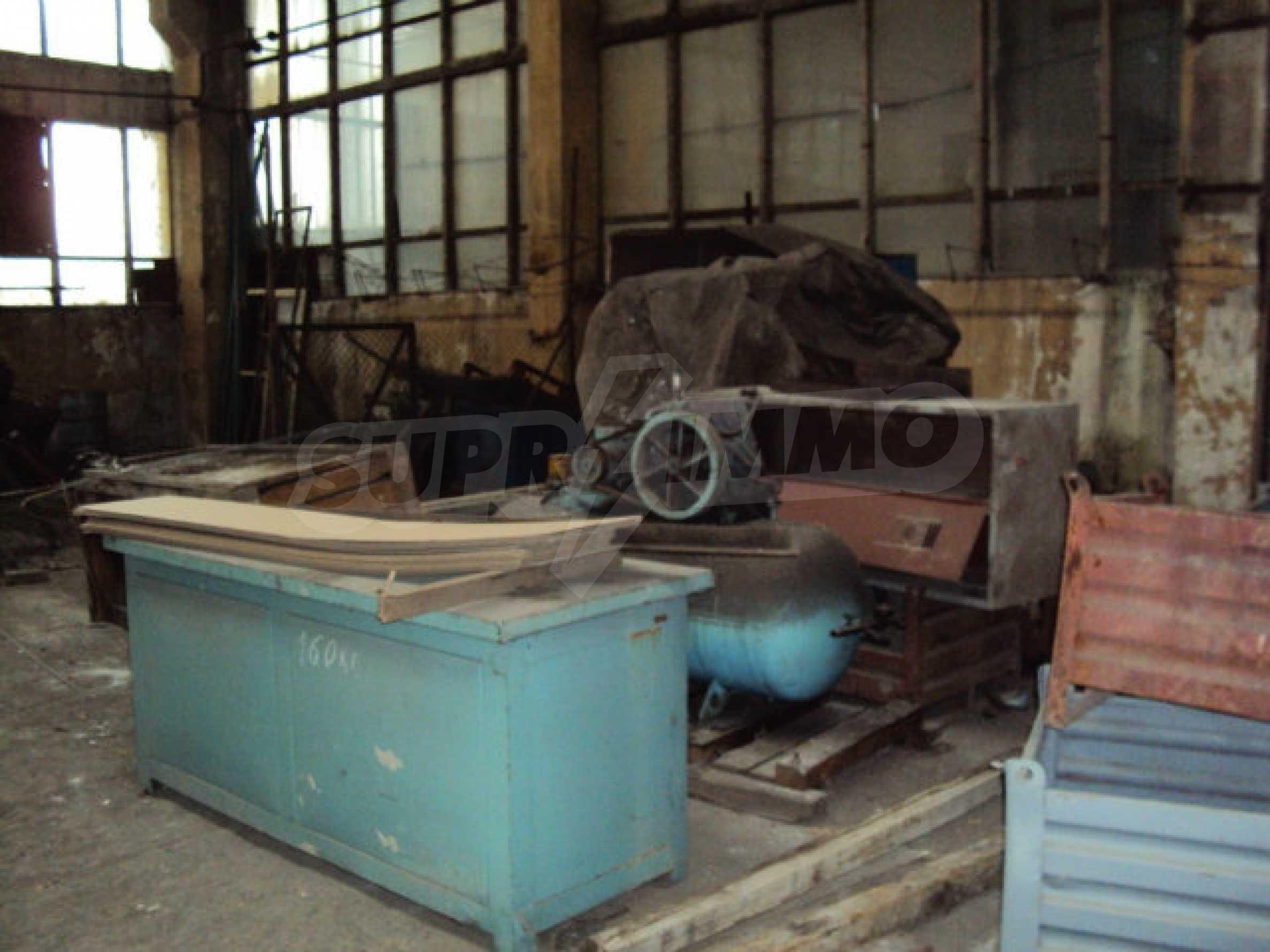 Factory for metal parts in Veliko Tarnovo 24