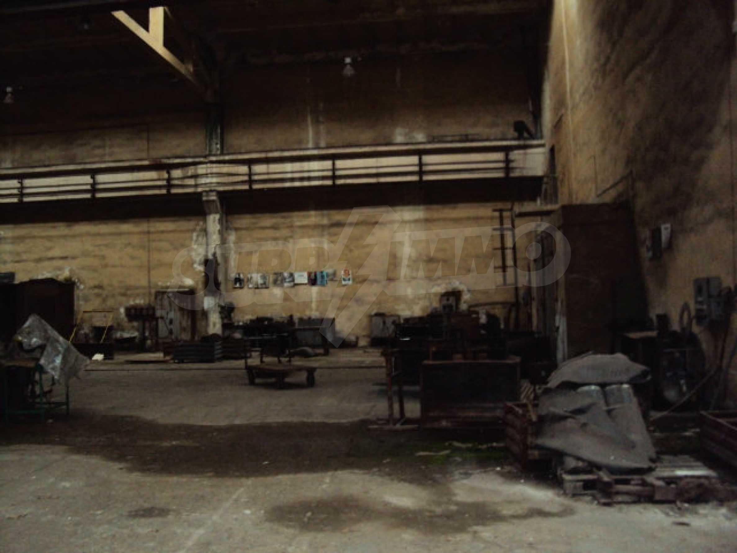 Metallknüppelwerk in Veliko Tarnovo 25