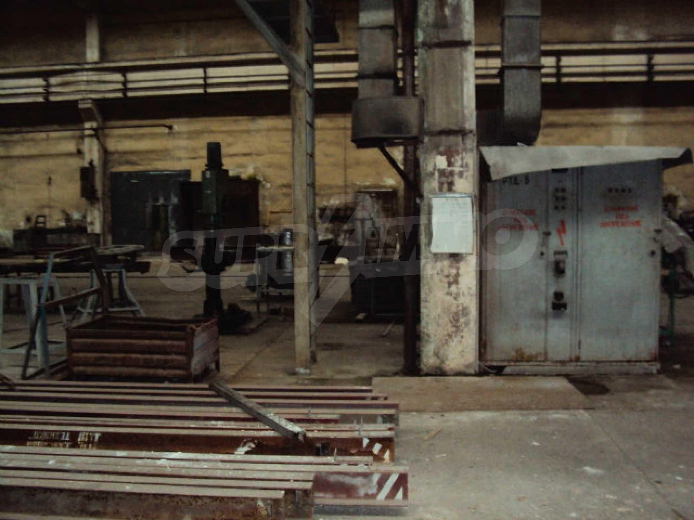 Factory for metal parts in Veliko Tarnovo 27