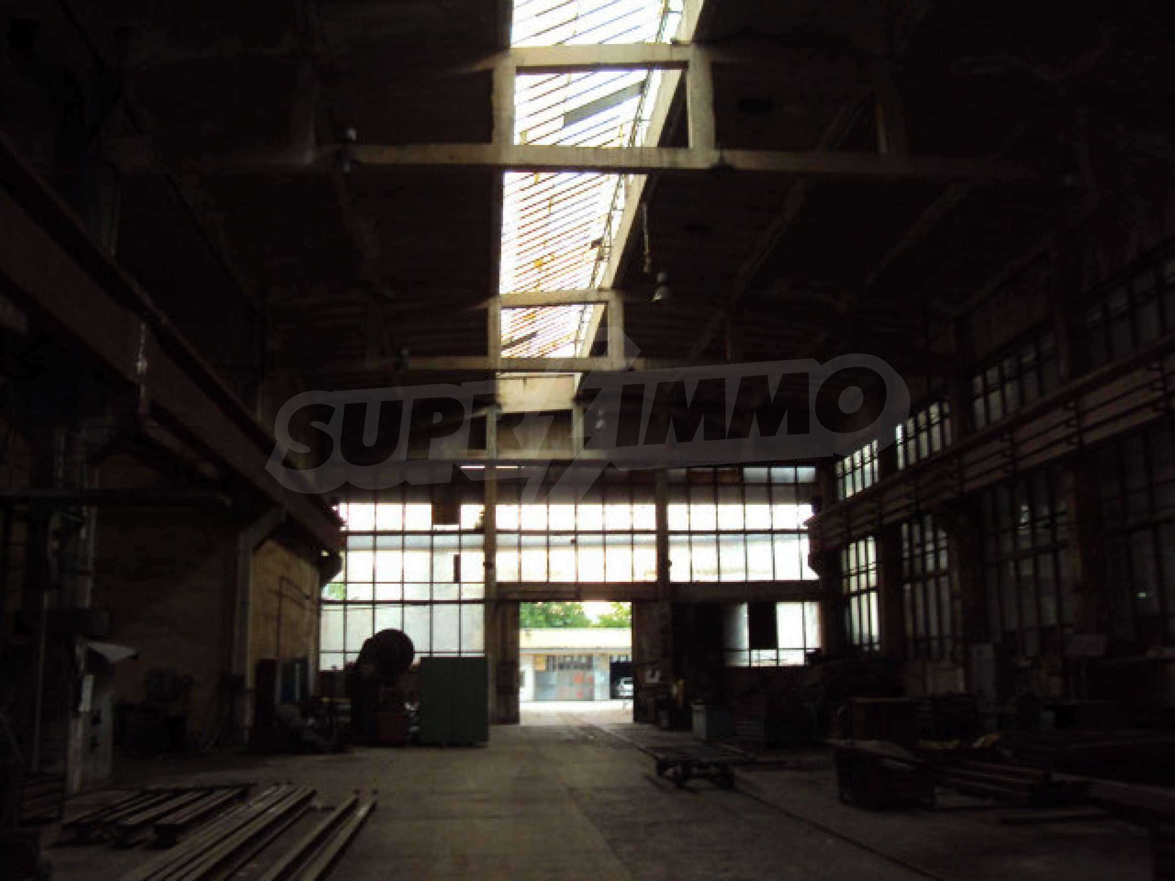 Factory for metal parts in Veliko Tarnovo 28