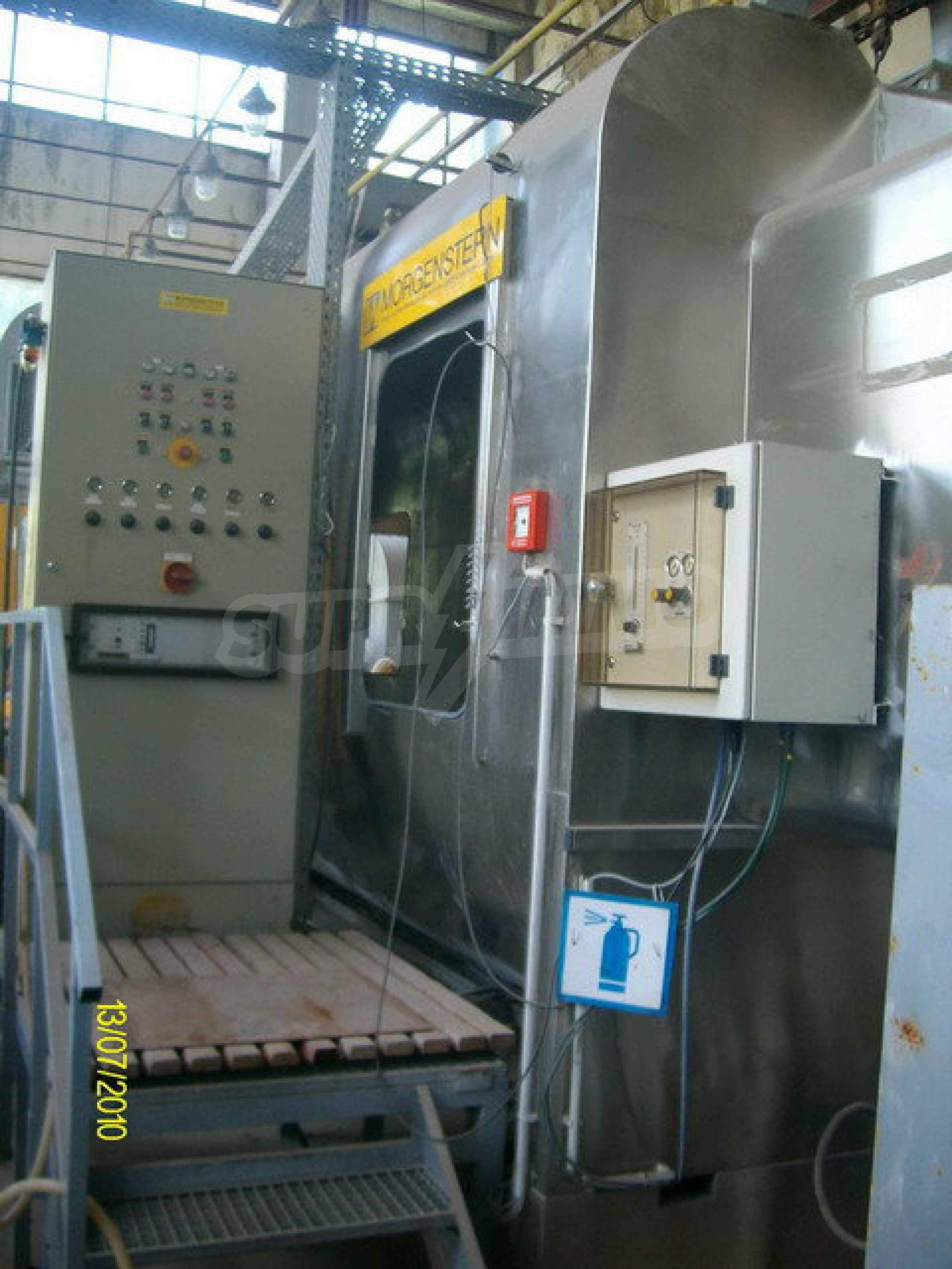 Factory for metal parts in Veliko Tarnovo 2