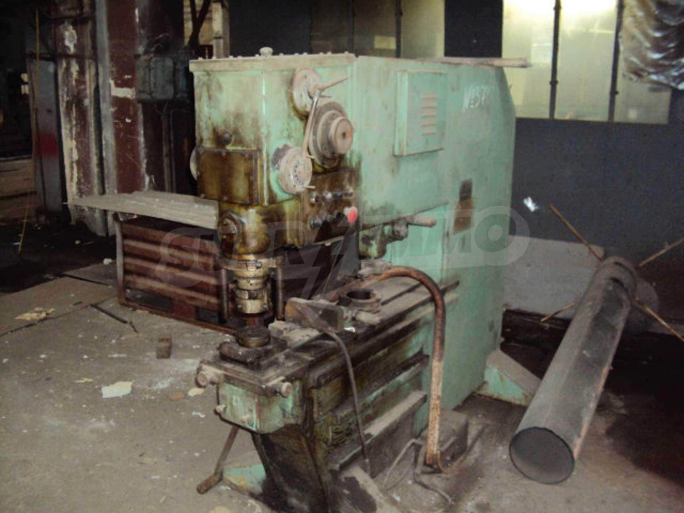Metallknüppelwerk in Veliko Tarnovo 29