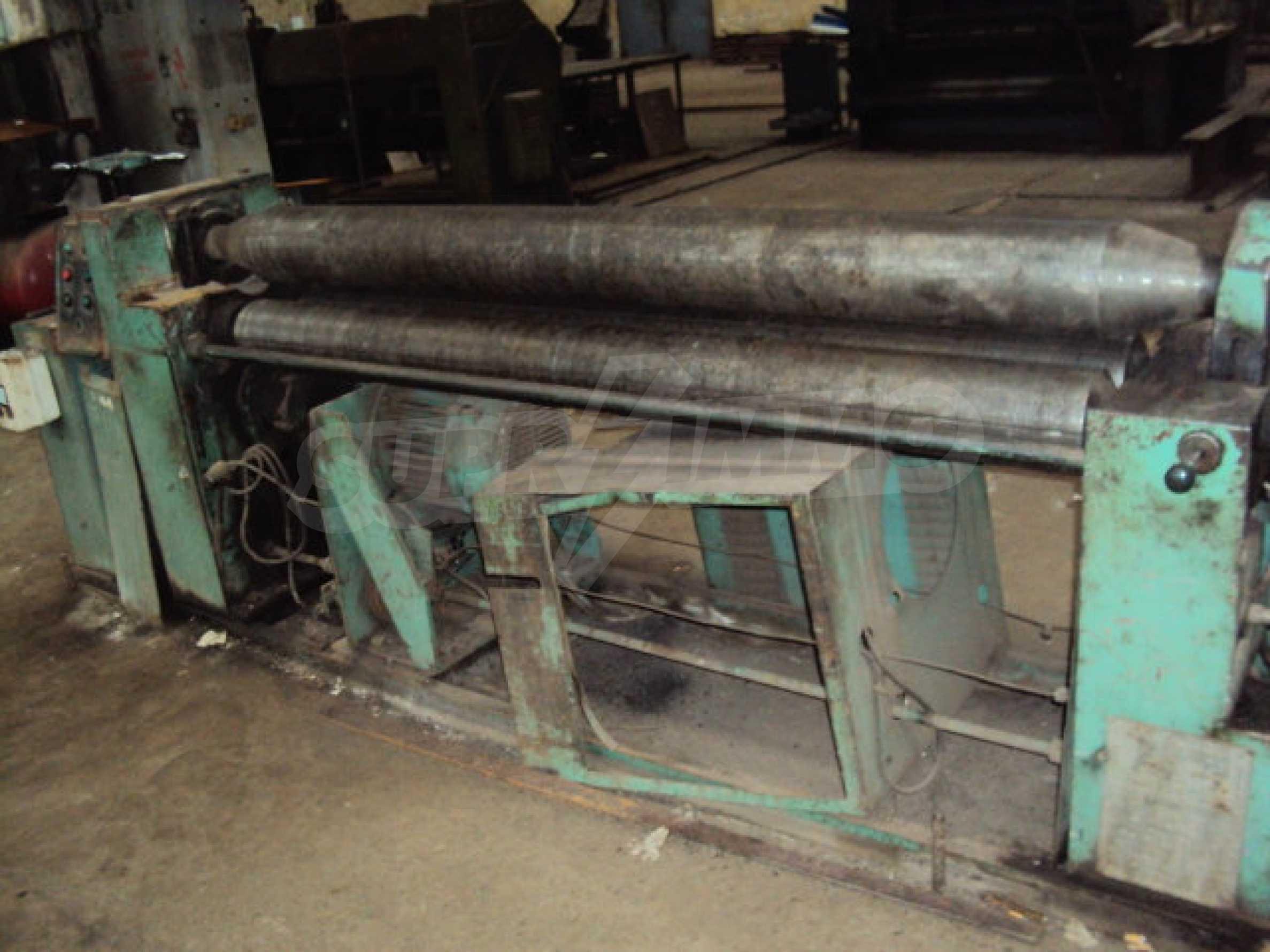 Factory for metal parts in Veliko Tarnovo 31