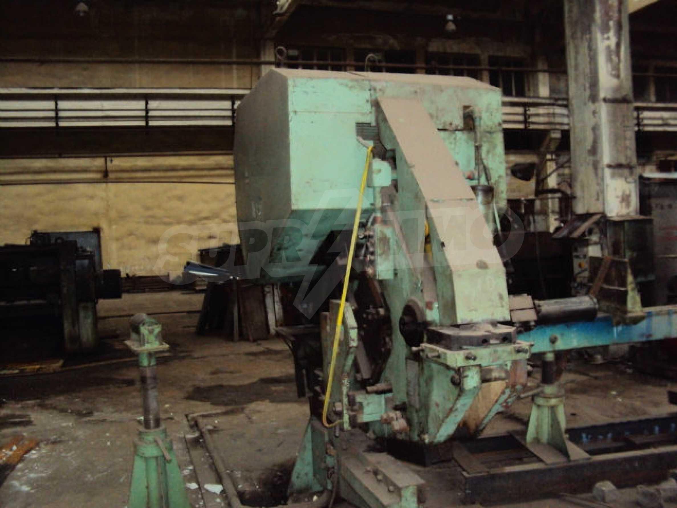 Factory for metal parts in Veliko Tarnovo 33