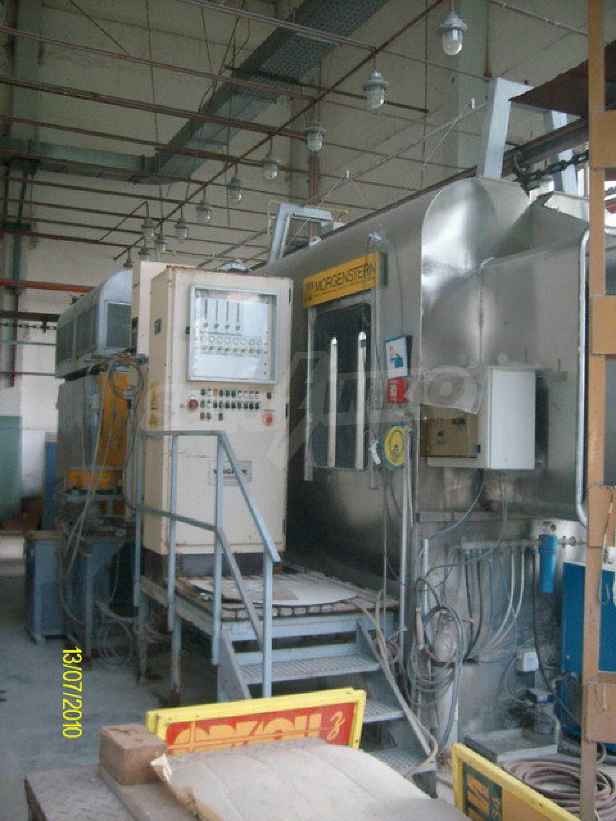 Factory for metal parts in Veliko Tarnovo 3