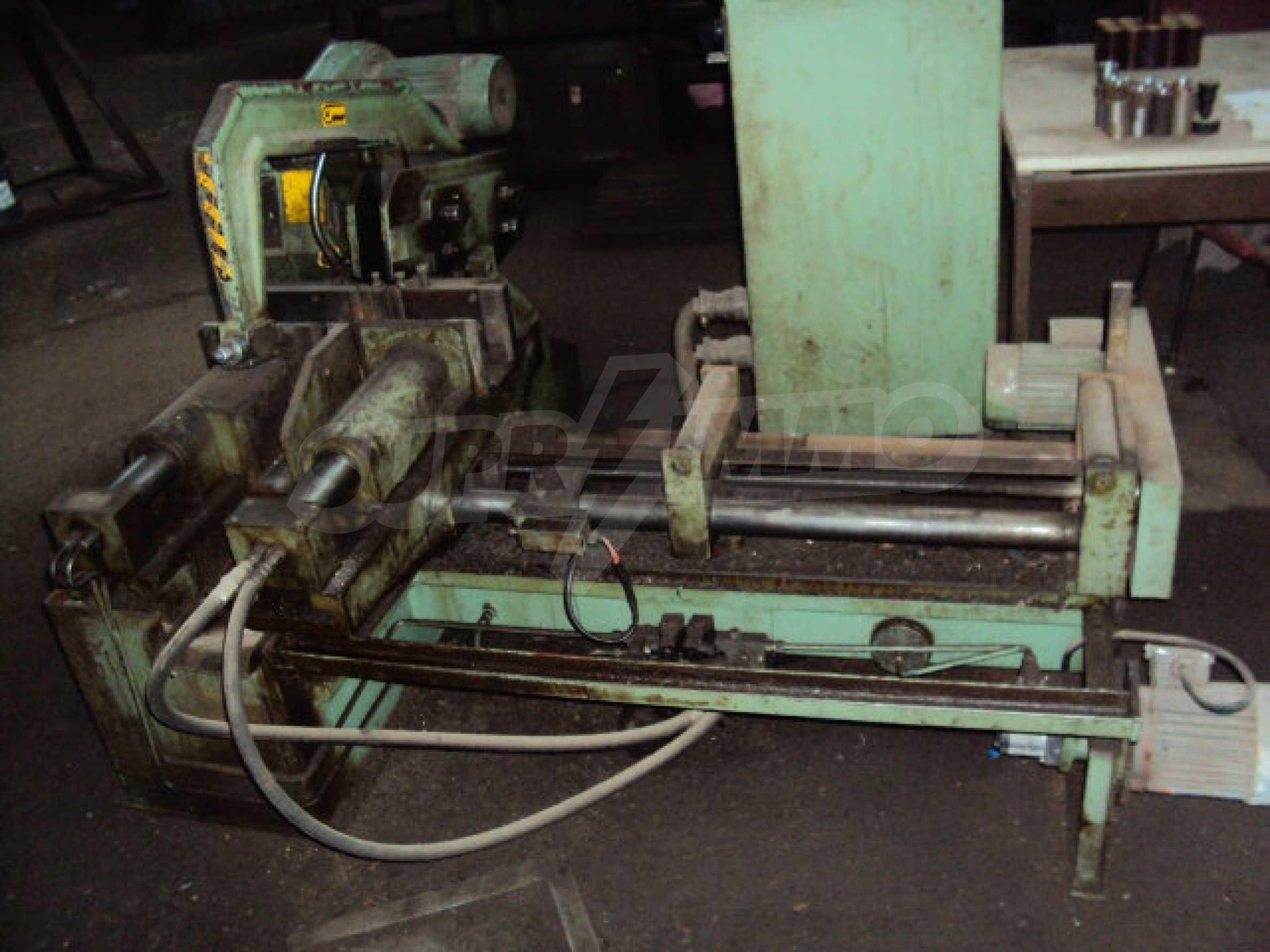 Factory for metal parts in Veliko Tarnovo 39