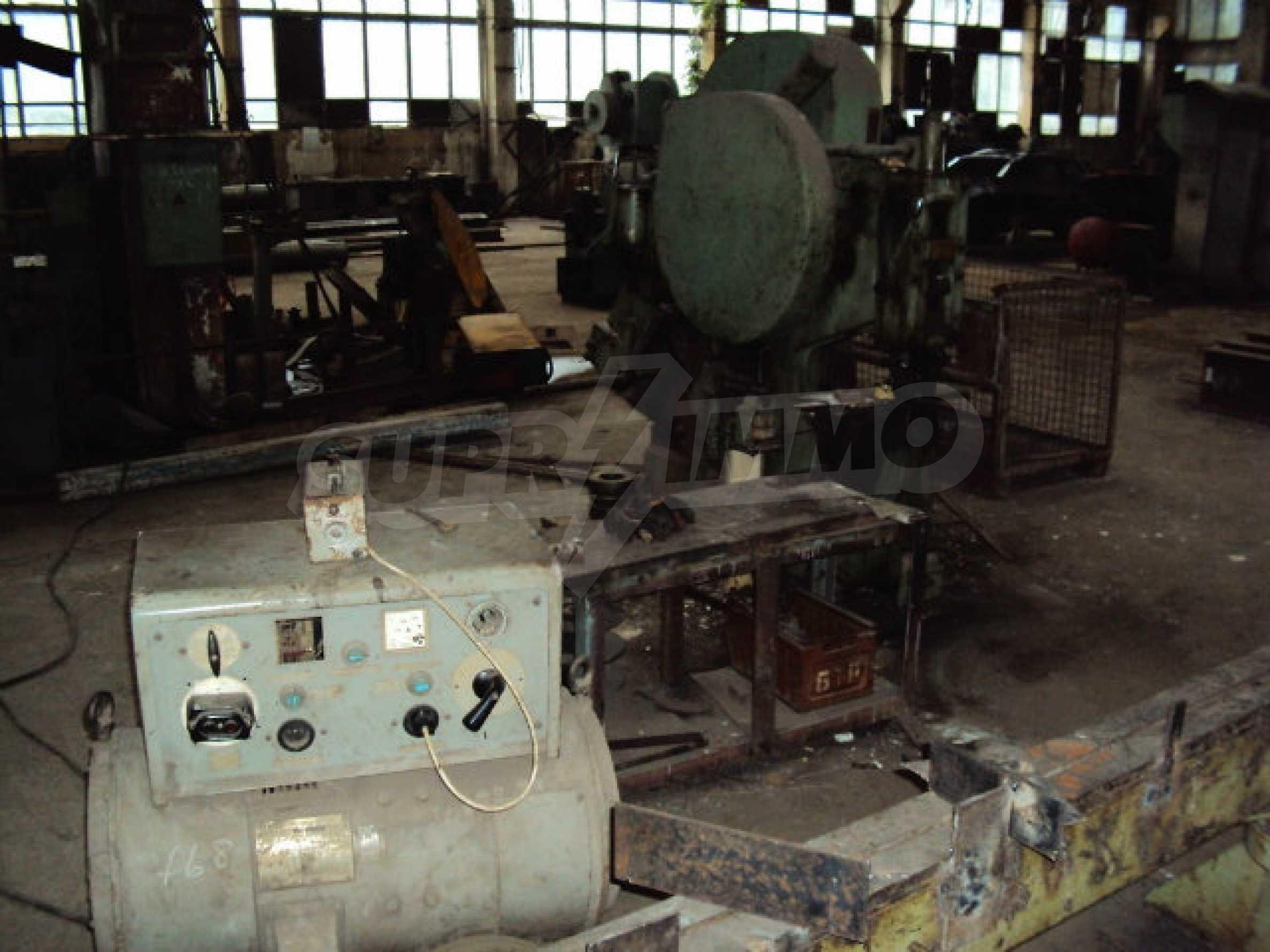 Factory for metal parts in Veliko Tarnovo 42