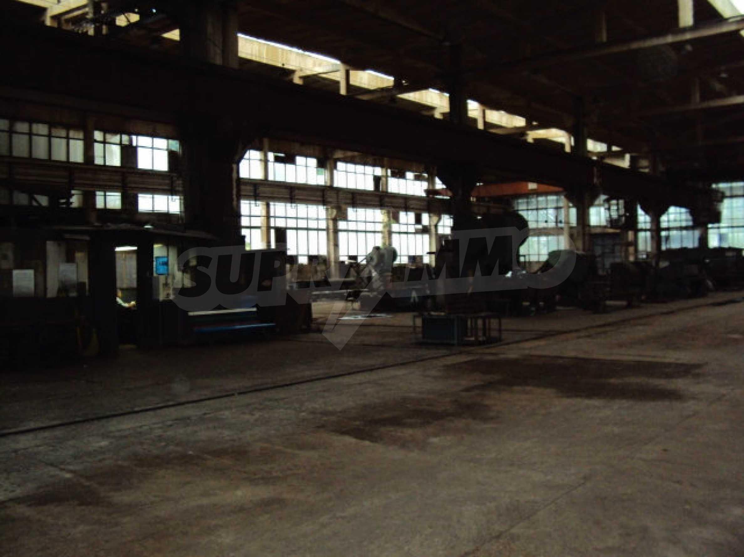 Factory for metal parts in Veliko Tarnovo 44