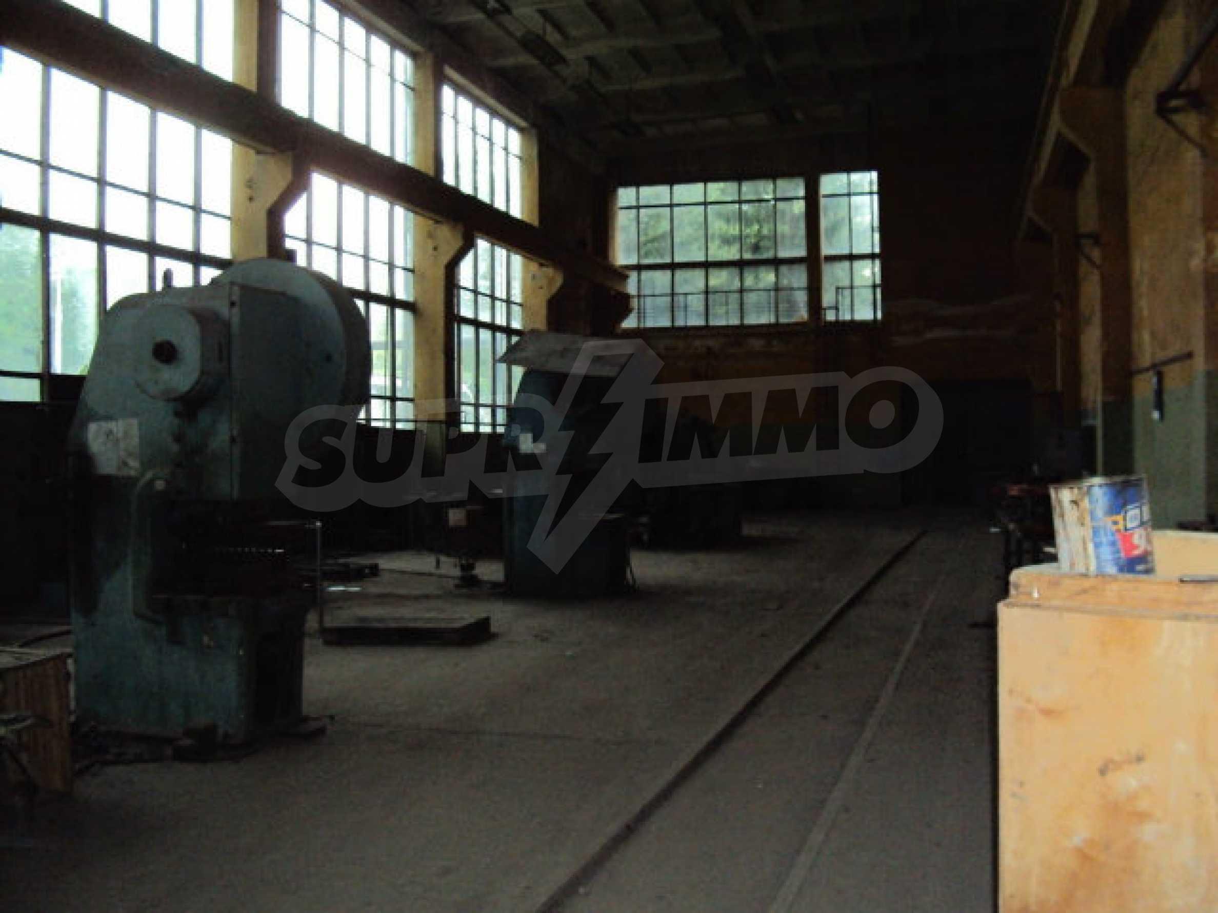Factory for metal parts in Veliko Tarnovo 45