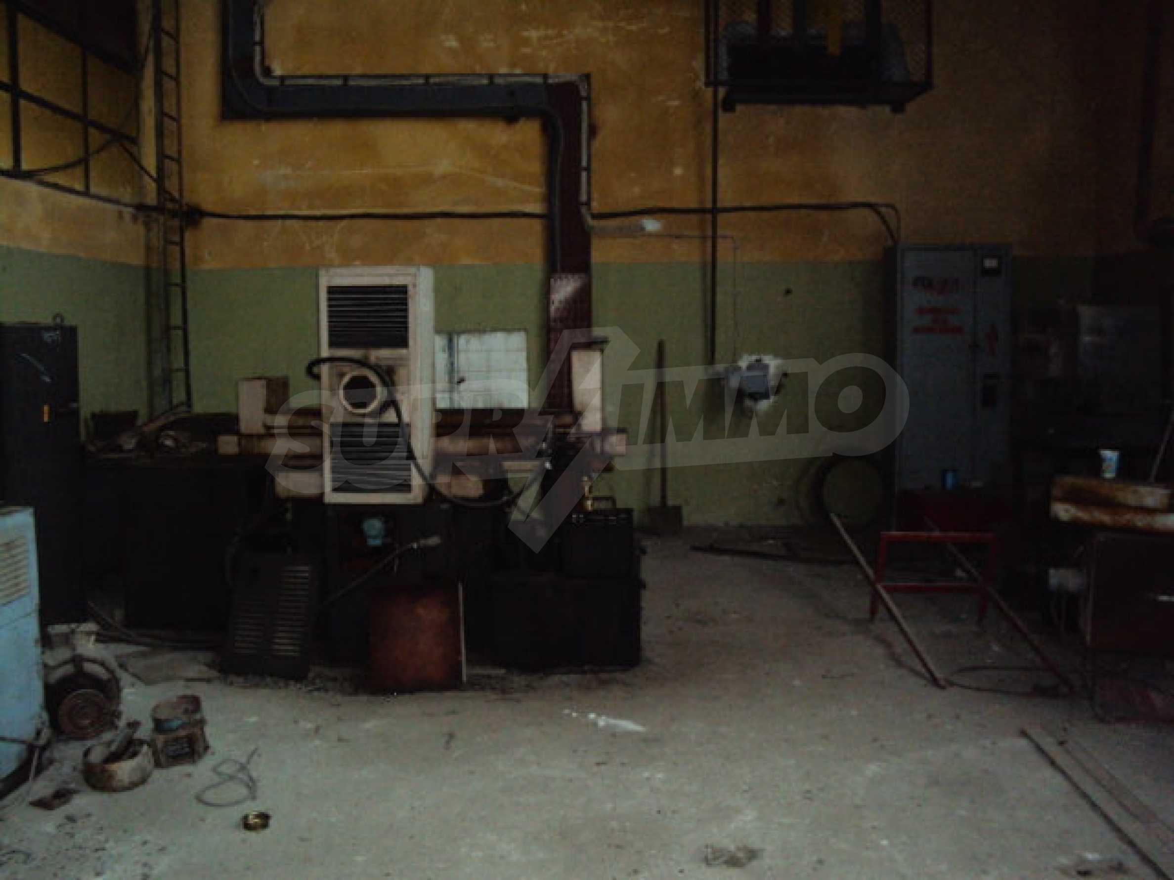 Factory for metal parts in Veliko Tarnovo 46