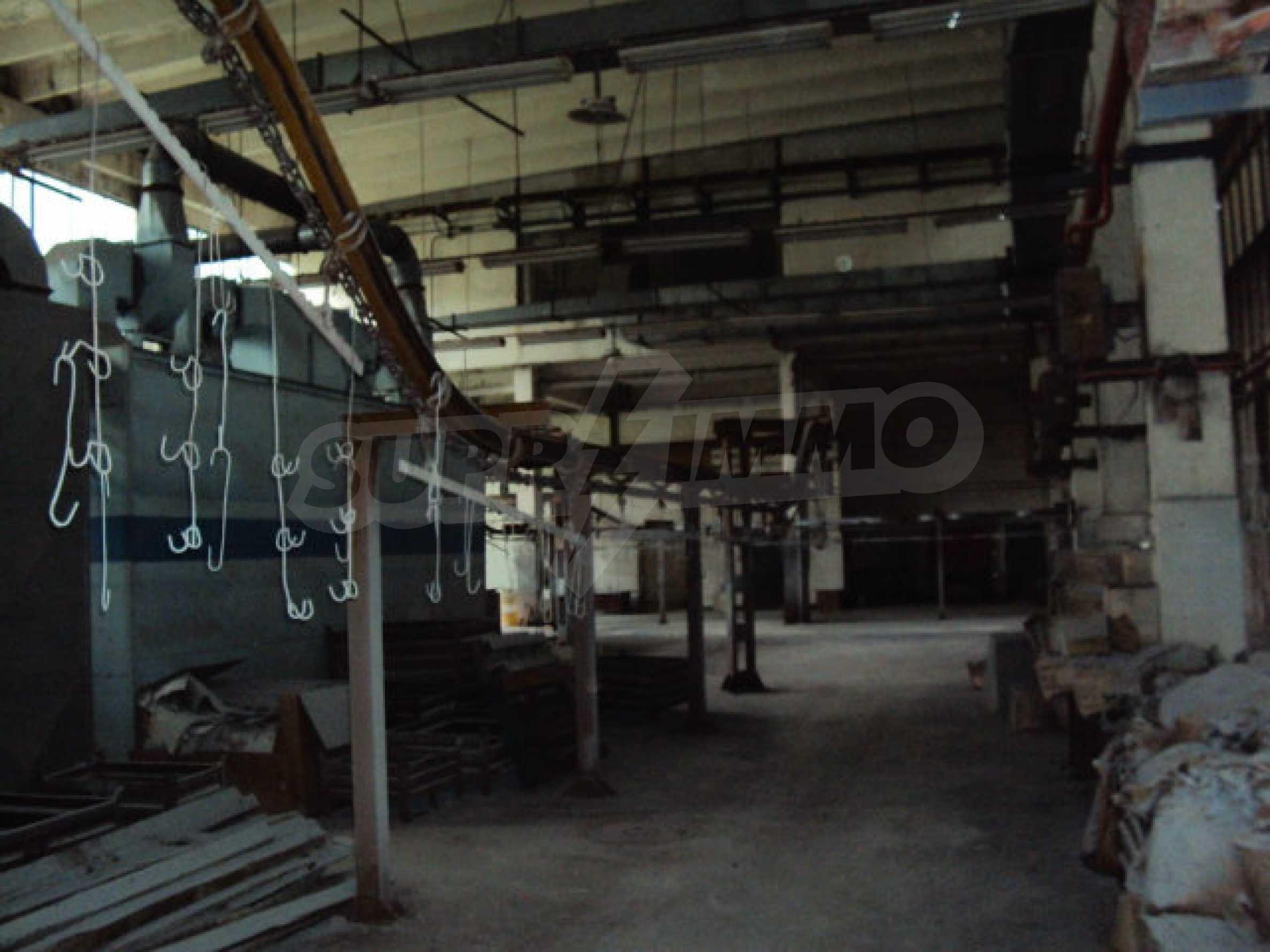 Factory for metal parts in Veliko Tarnovo 50