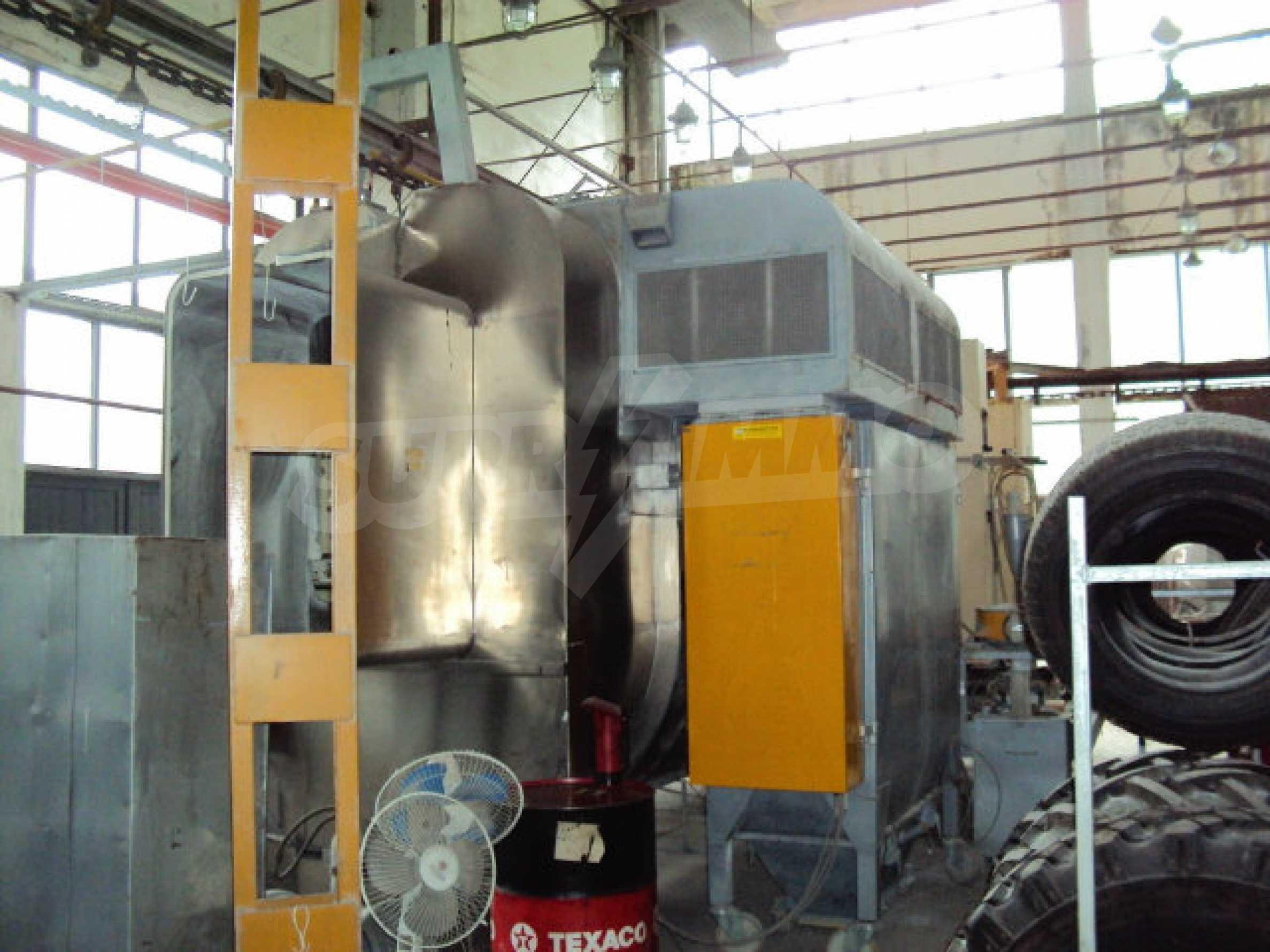 Factory for metal parts in Veliko Tarnovo 51