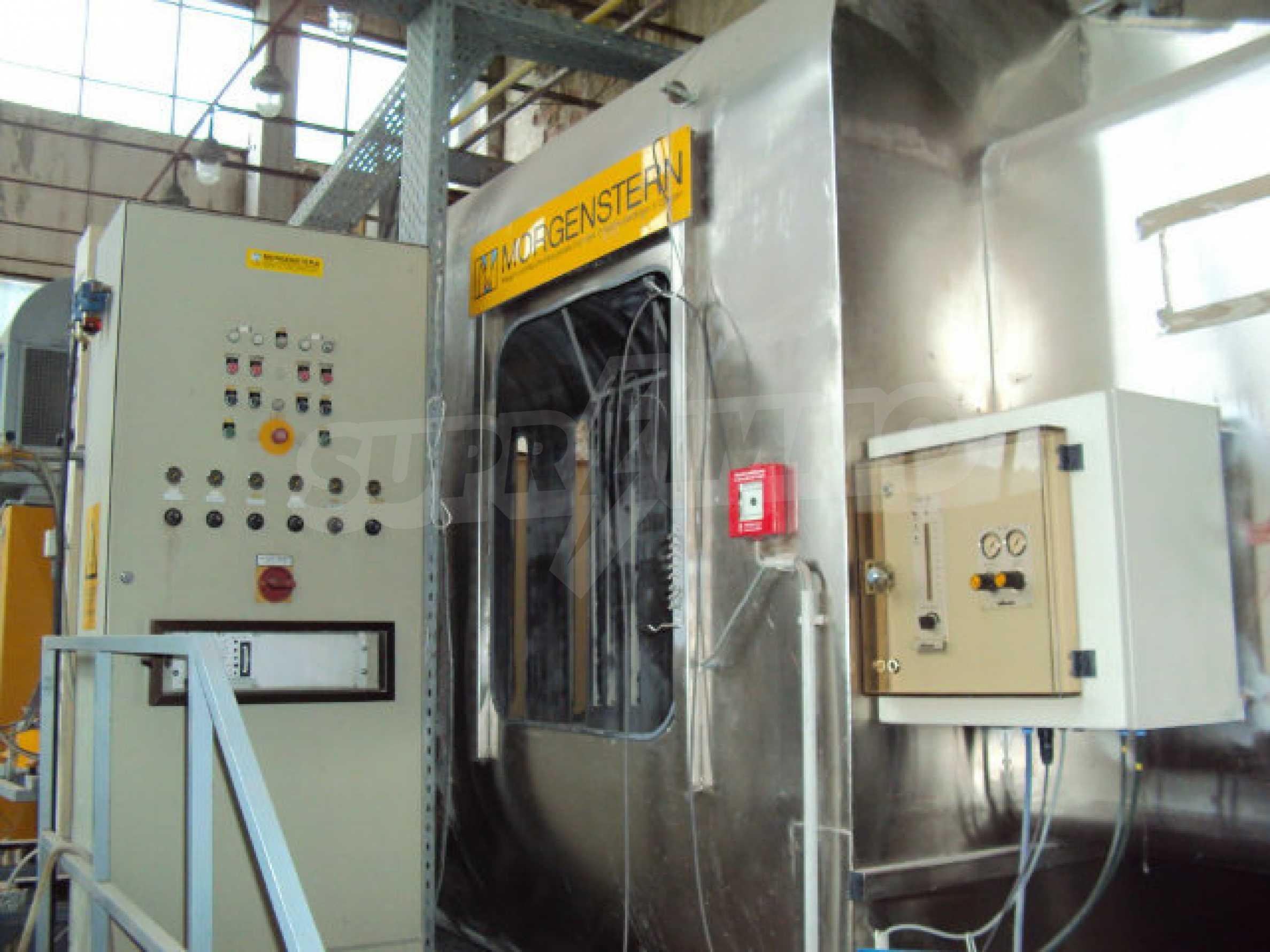 Factory for metal parts in Veliko Tarnovo 52