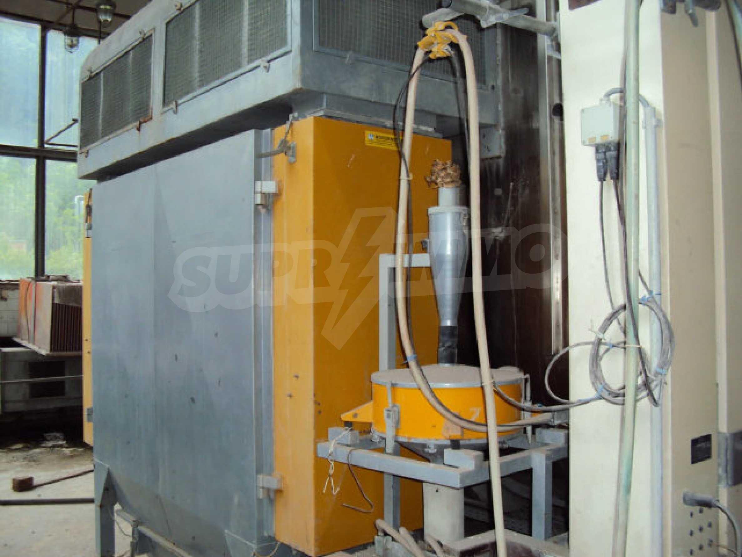 Factory for metal parts in Veliko Tarnovo 56