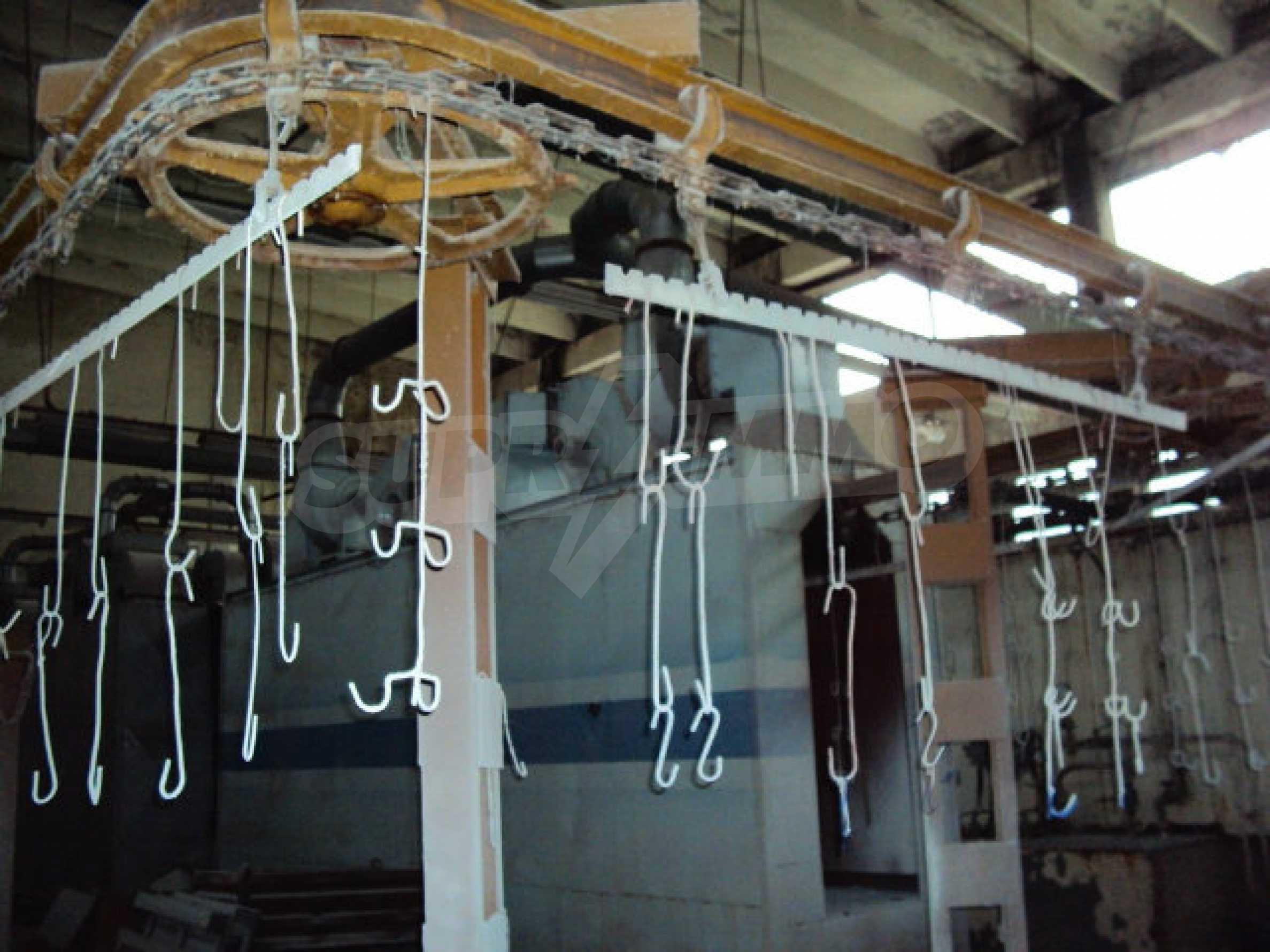 Metallknüppelwerk in Veliko Tarnovo 58