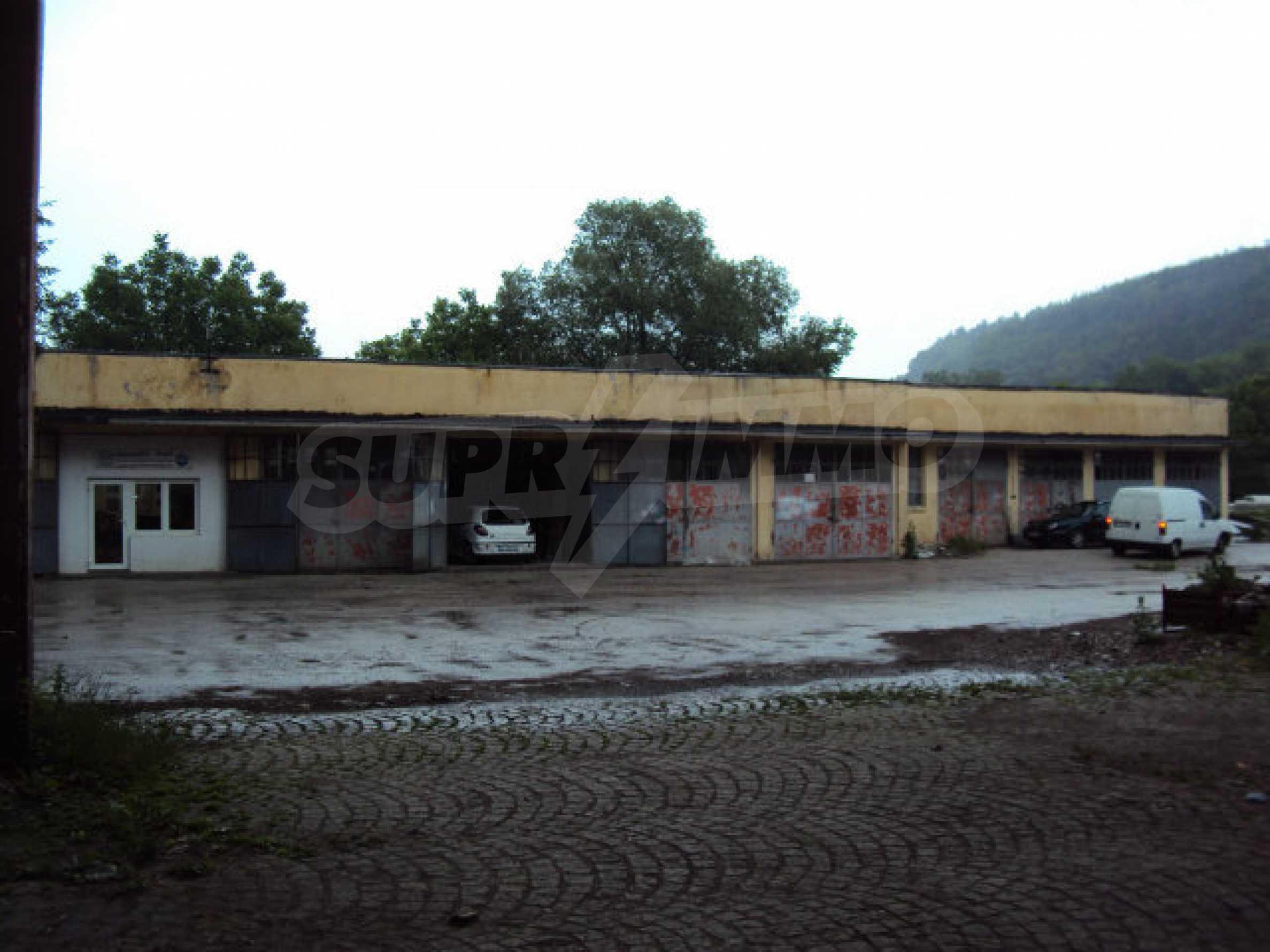 Factory for metal parts in Veliko Tarnovo 61