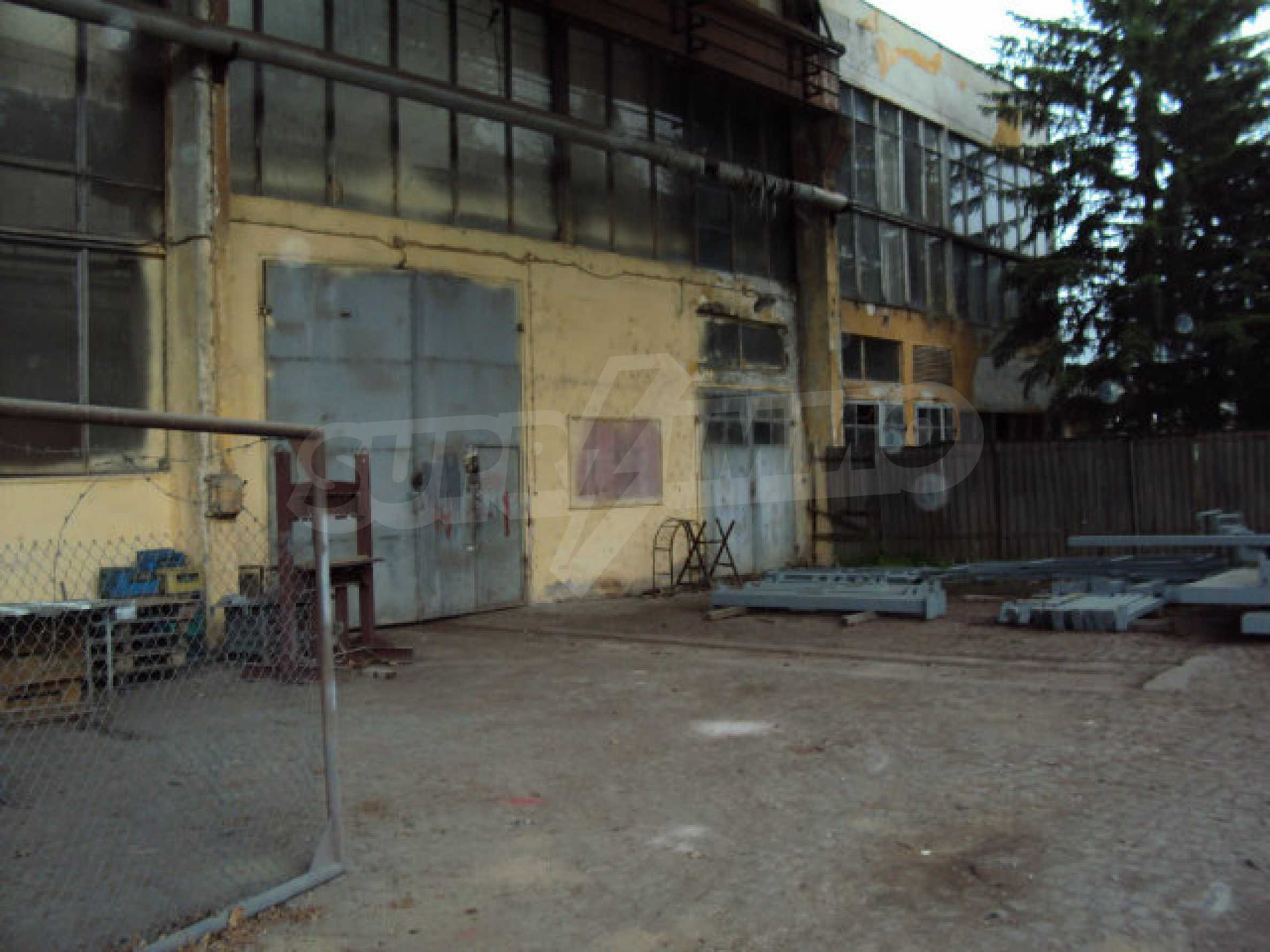 Metallknüppelwerk in Veliko Tarnovo 62