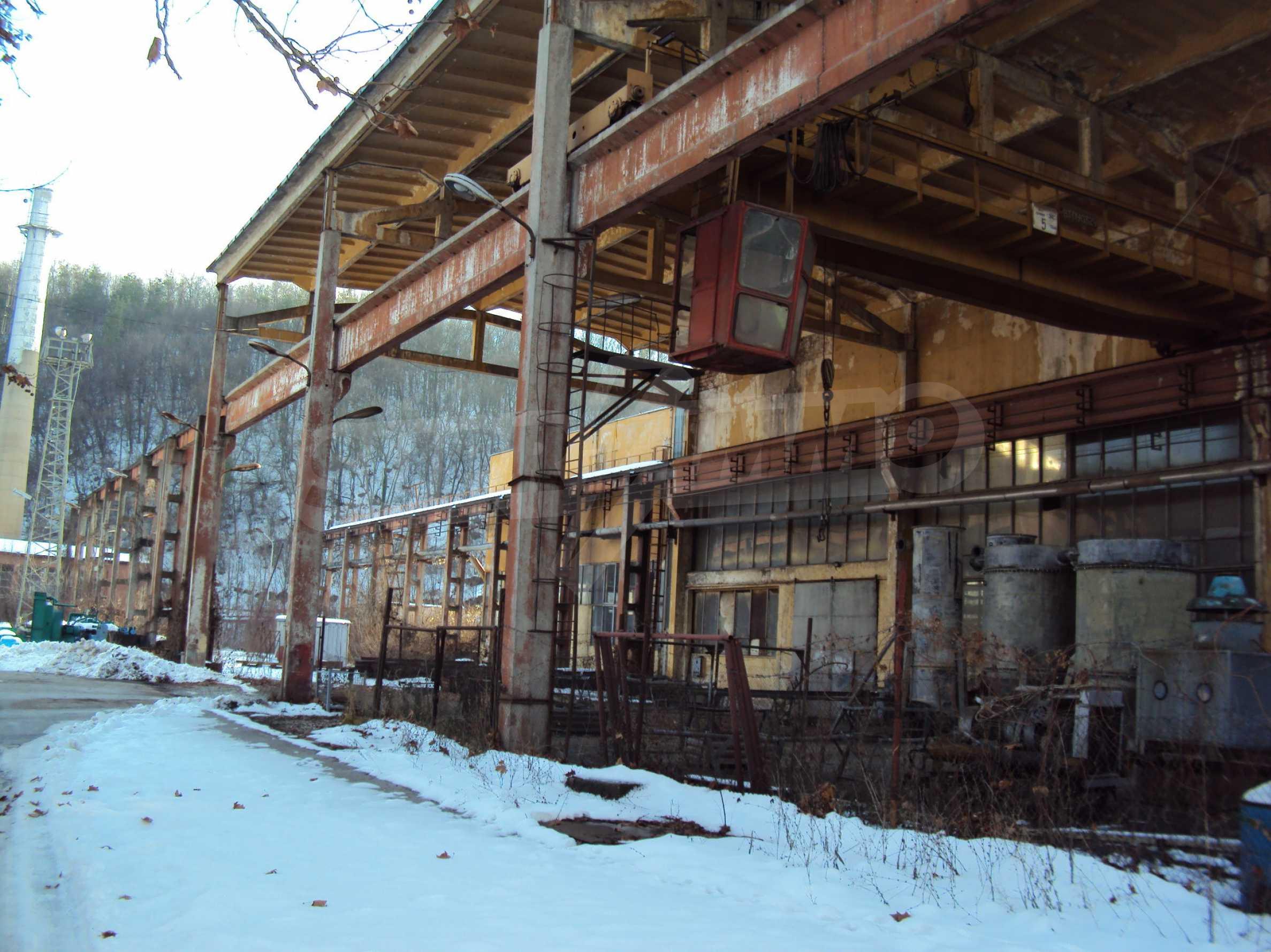 Metallknüppelwerk in Veliko Tarnovo 69